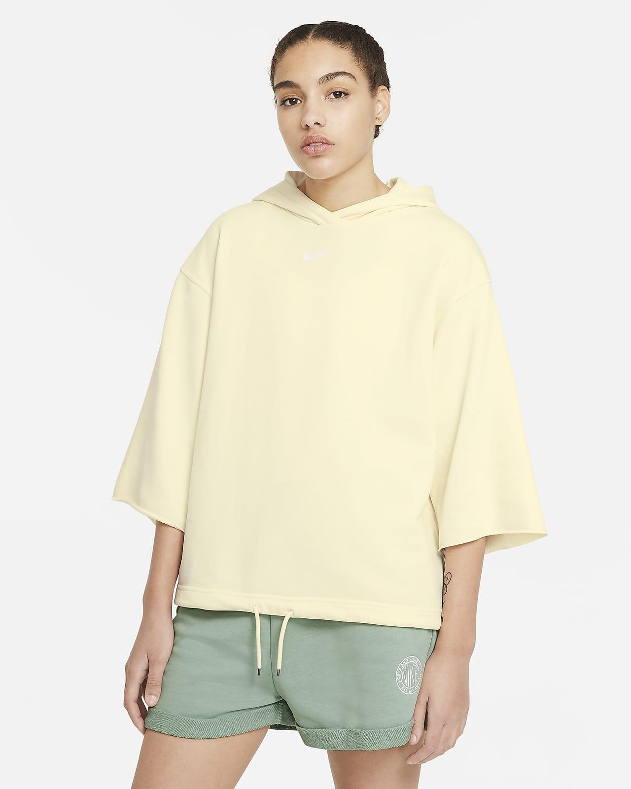 Nike Sportswear Icon Clash Women's Short-Sleeve Hoodie