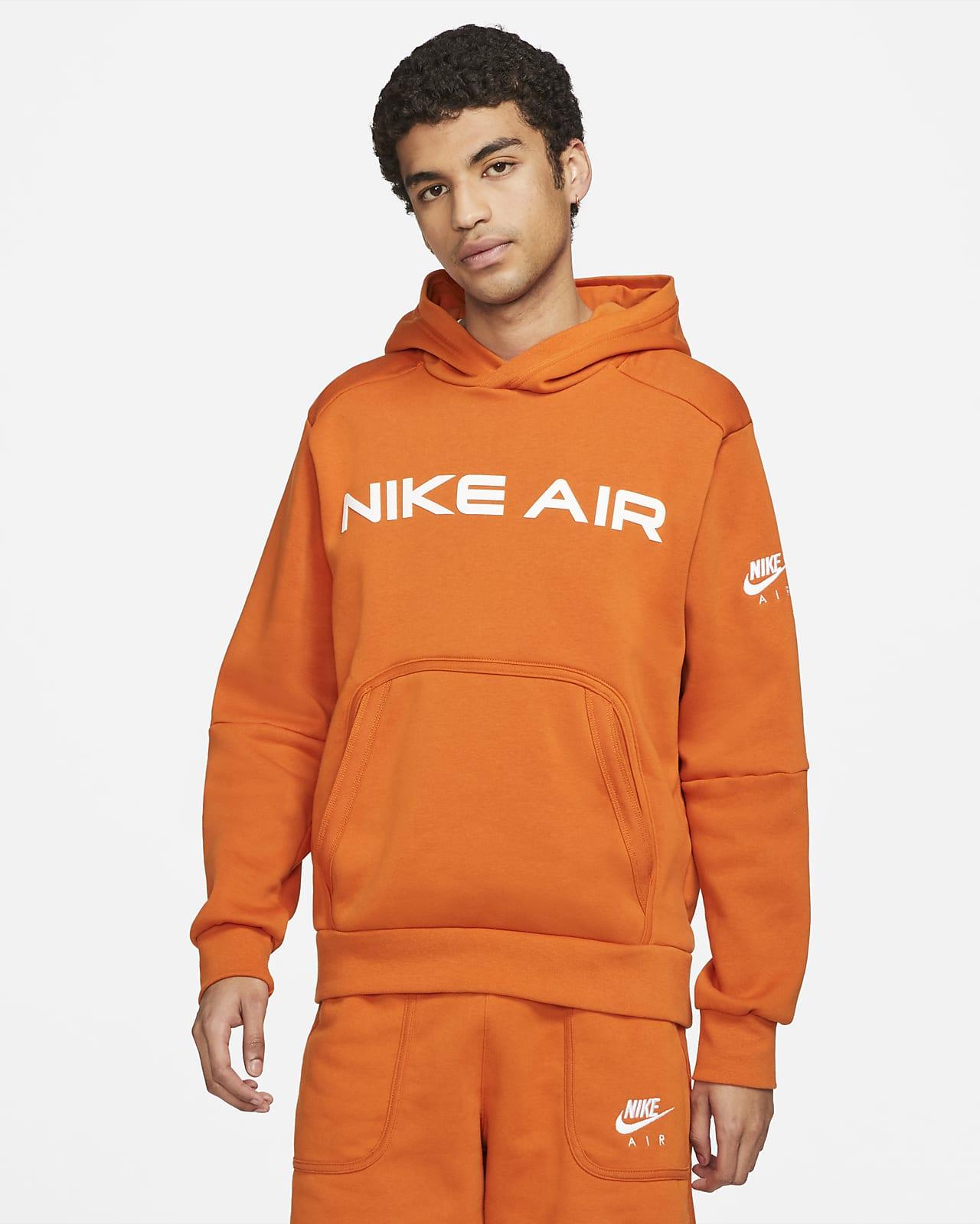 Hoodie Nike Air Pullover Fleece para homem
