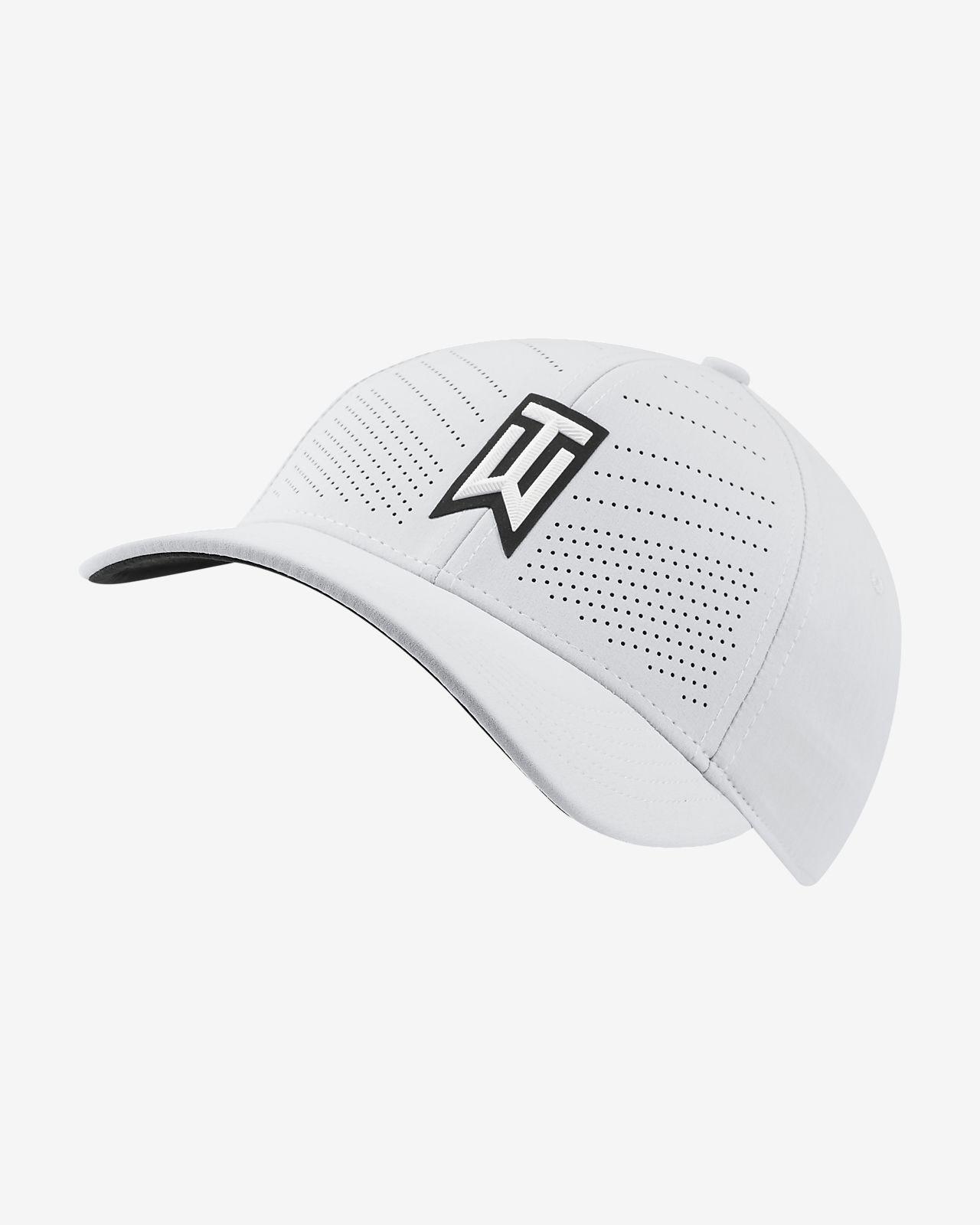 Gorra de golf Nike AeroBill Tiger Woods Heritage86