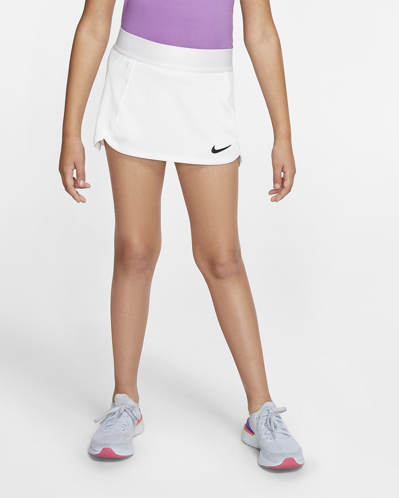 Gonna da tennis NikeCourt - Ragazza