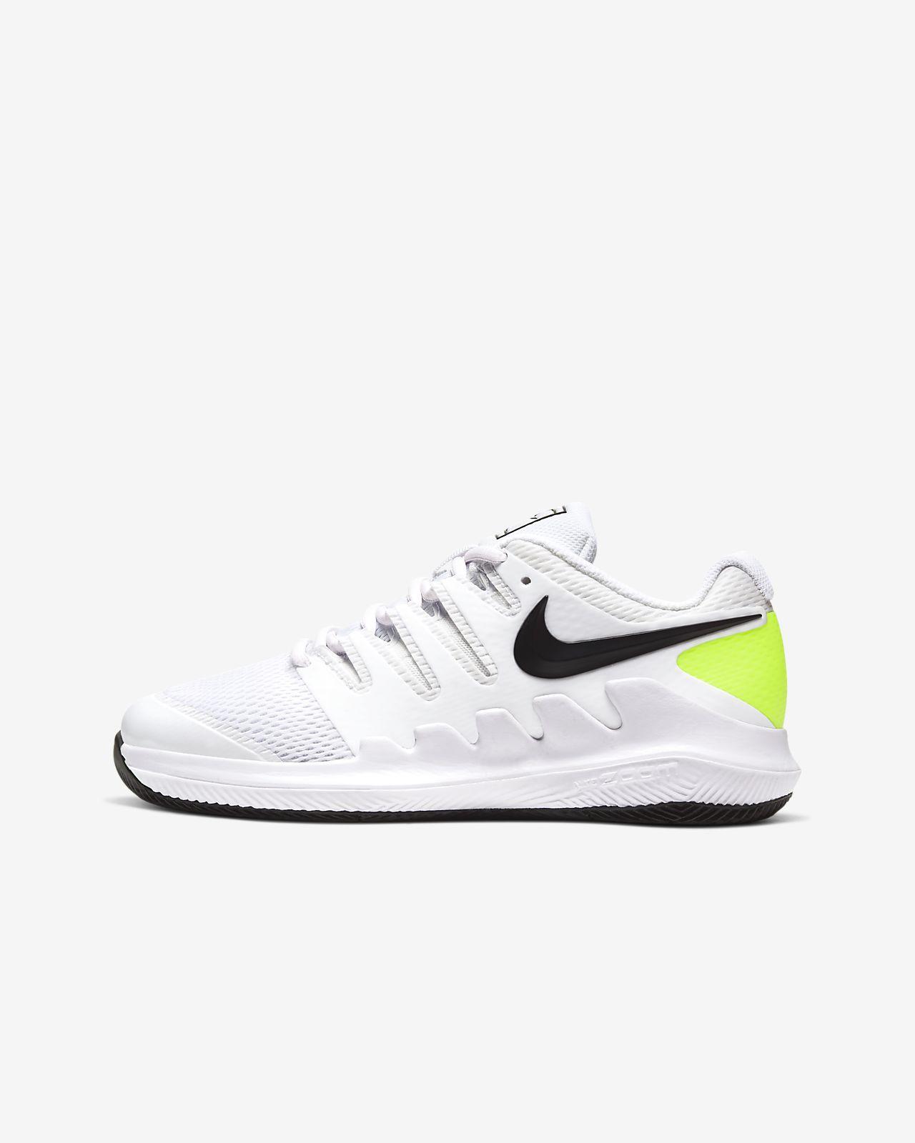 NikeCourt Jr. Vapor X Little/Big Kids
