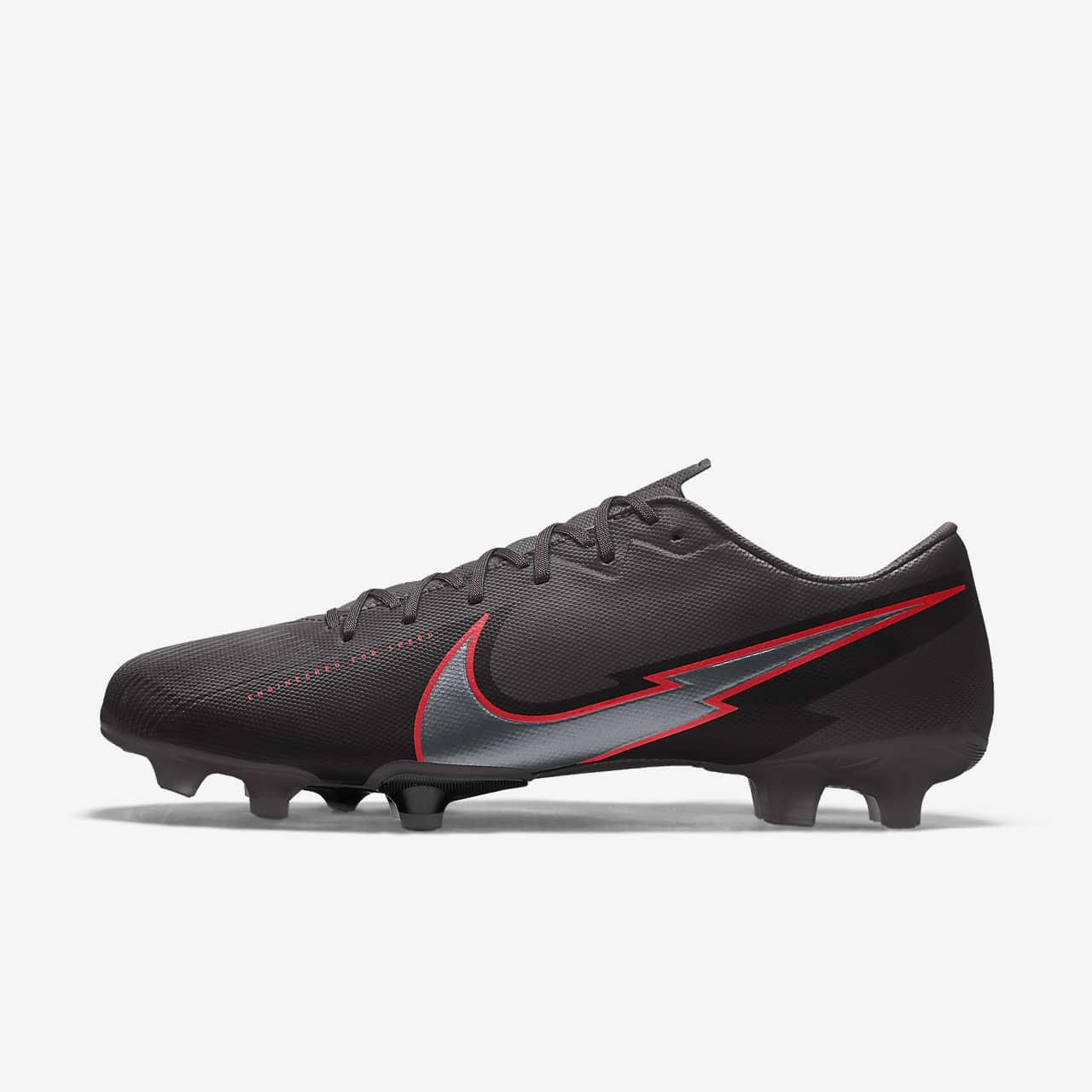 Nike Mercurial Vapor 13 Academy By You Custom Firm-Ground Football Boot