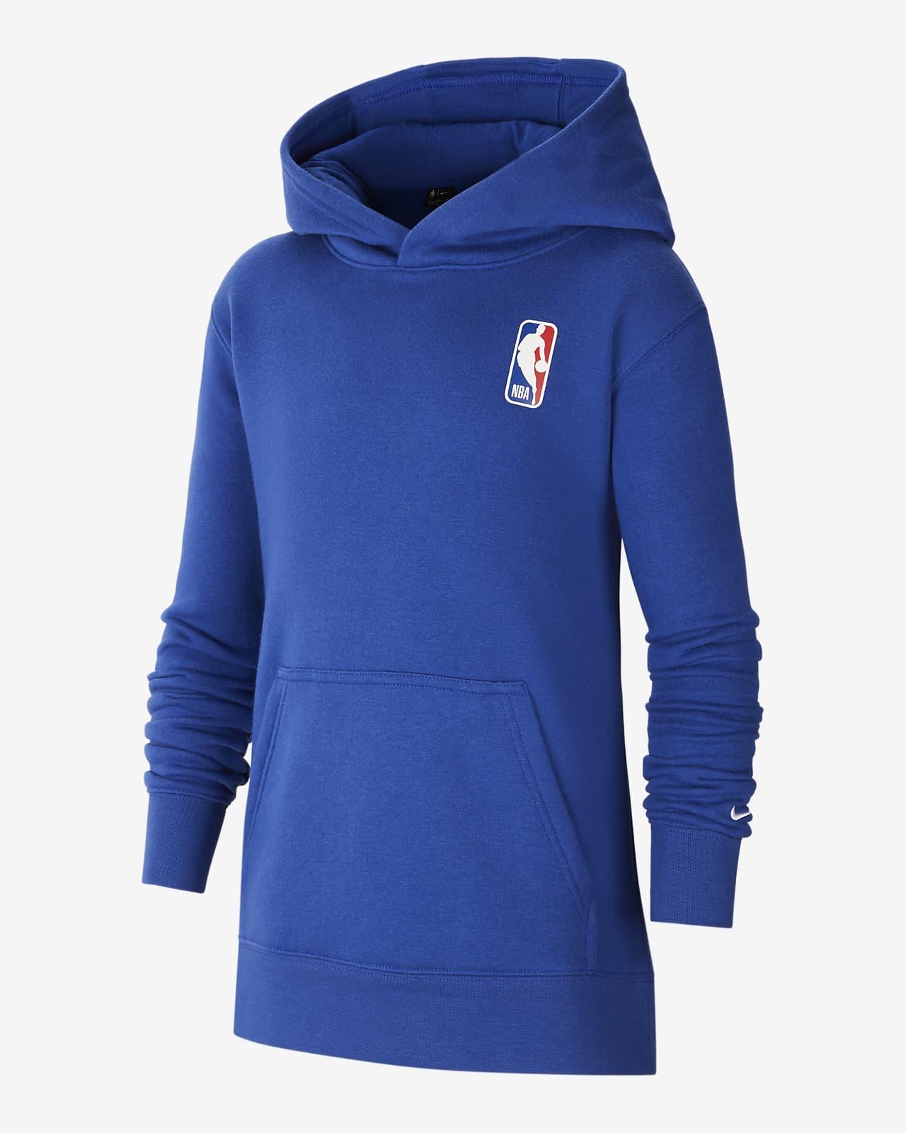 Team 31 Essential Older Kids' (Boys') Nike NBA Pullover Hoodie