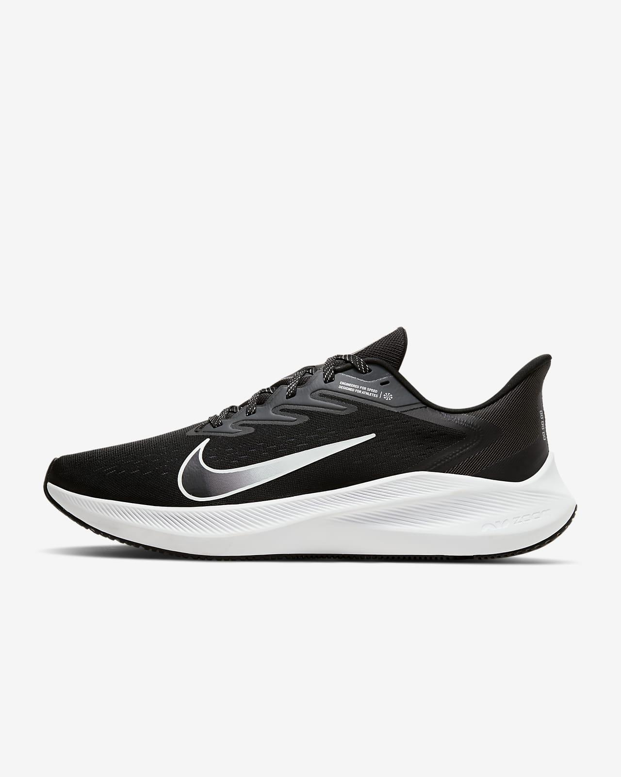 Nike Air Zoom Winflo 7 Erkek Koşu Ayakkabısı