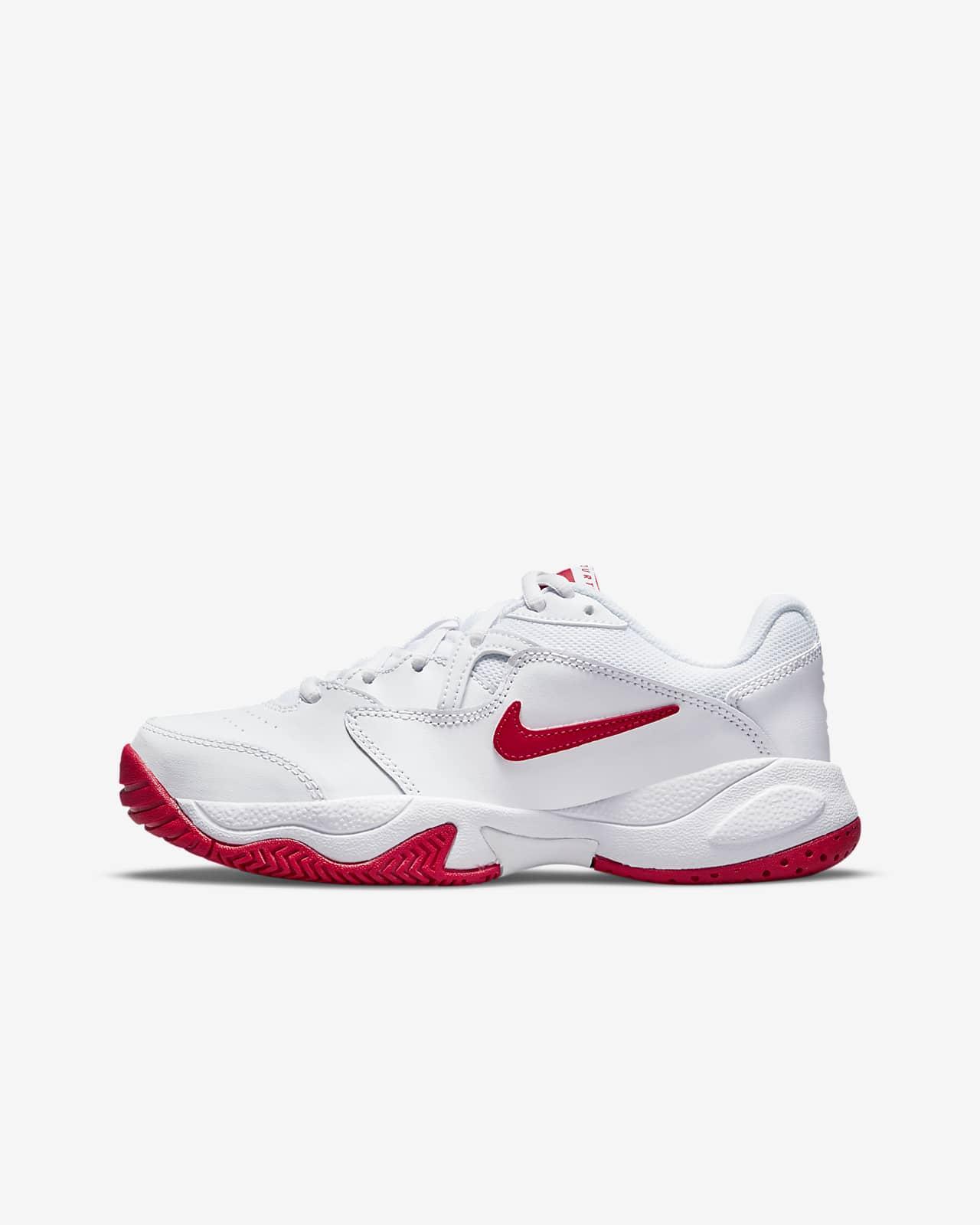 Теннисные кроссовки для школьников NikeCourt Jr. Lite 2