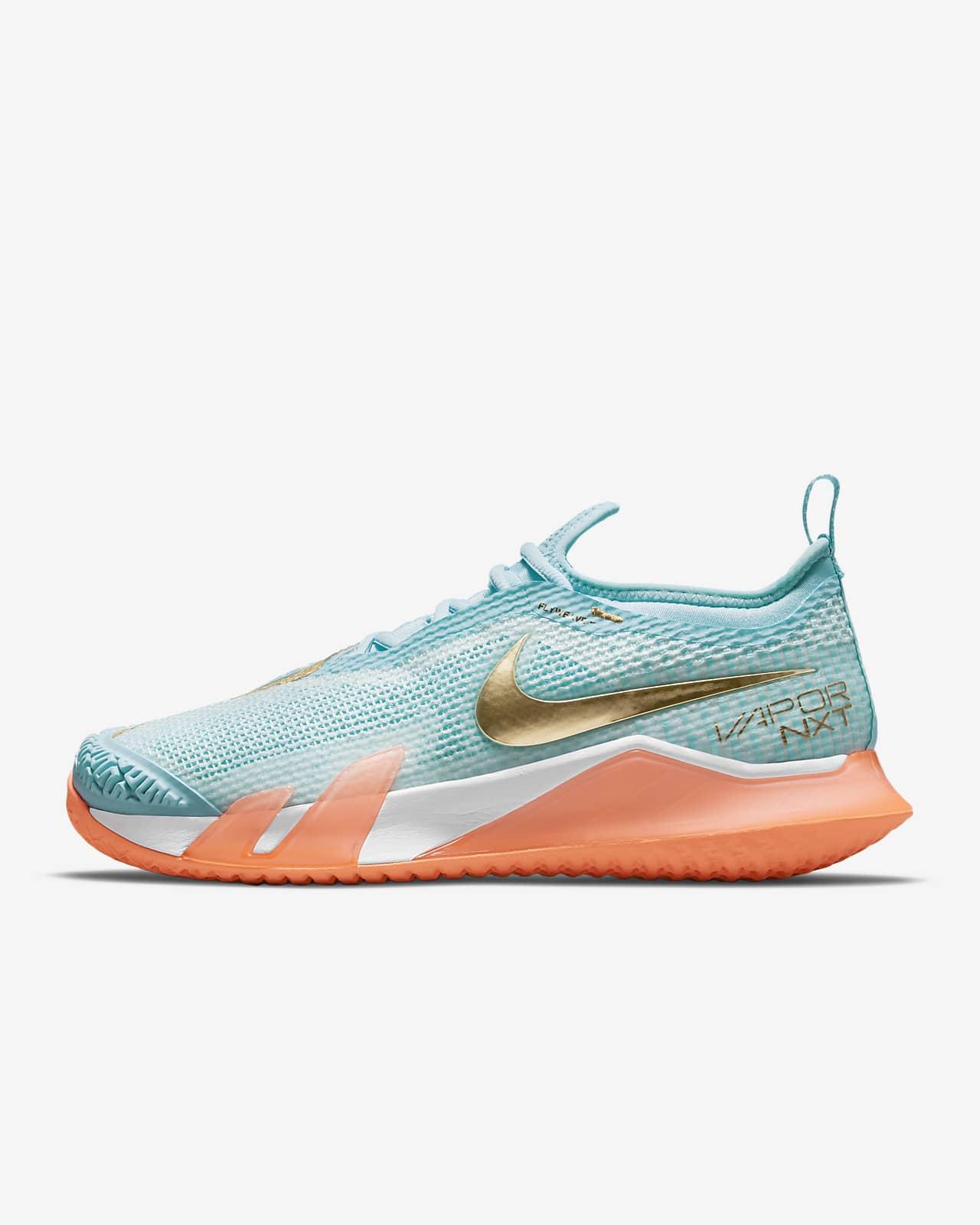 NikeCourt React Vapor NXT Women's Hard Court Tennis Shoe