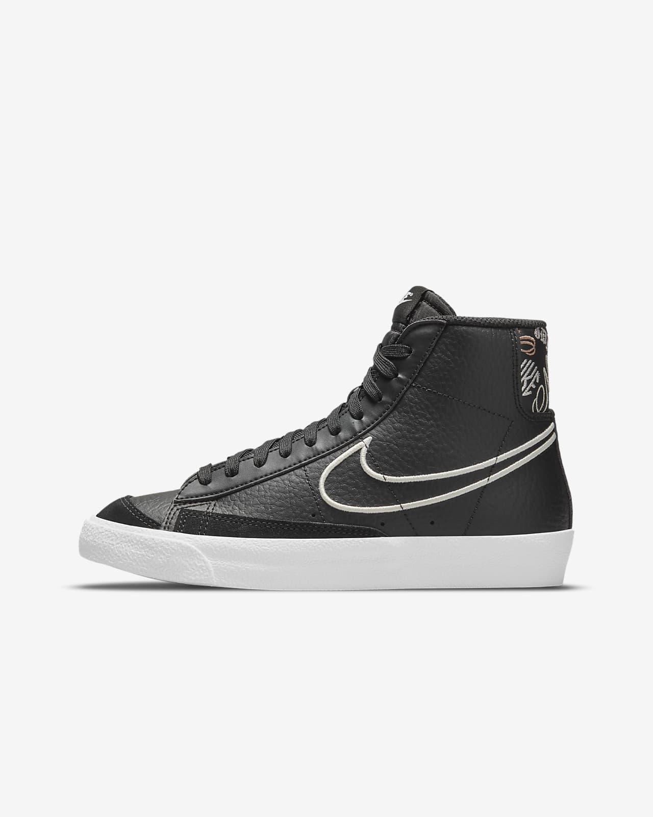 Nike Blazer Mid '77 SE Big Kids' Shoes