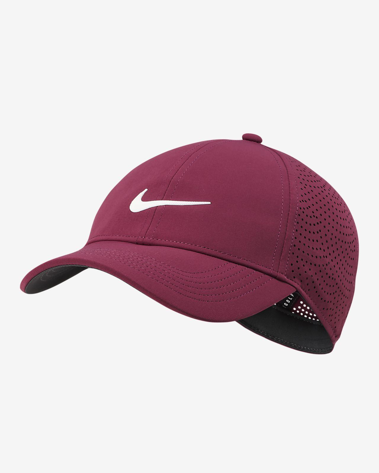 Gorra de golf para mujer Nike AeroBill Heritage86
