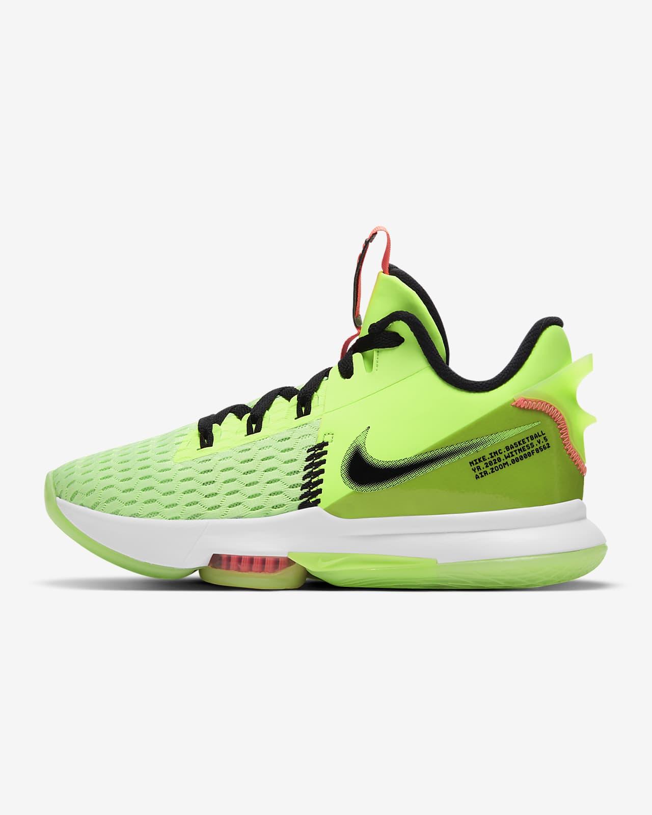 รองเท้าบาสเก็ตบอล LeBron Witness 5 EP