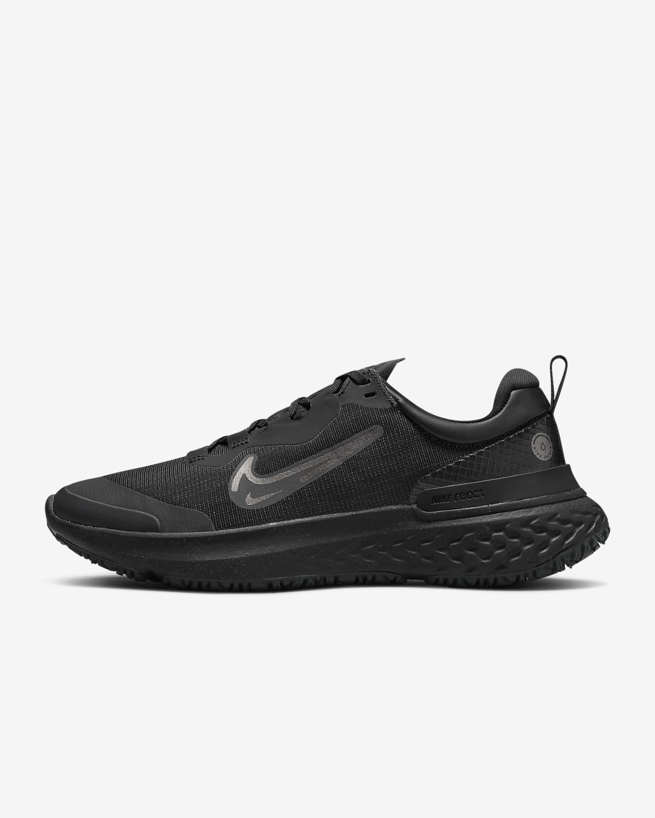 Vandafvisende Nike React Miler 2 Shield-løbesko til vej til kvinder