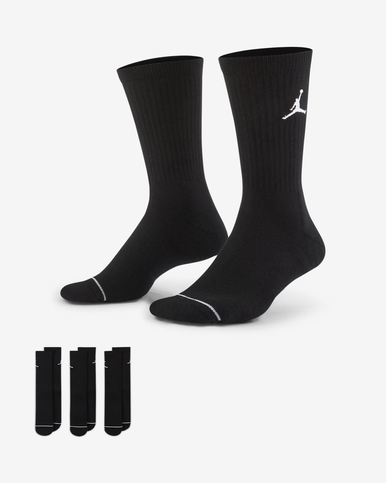 Jordan Everyday Max Crew-Socken (Unisex) (3 Paar)