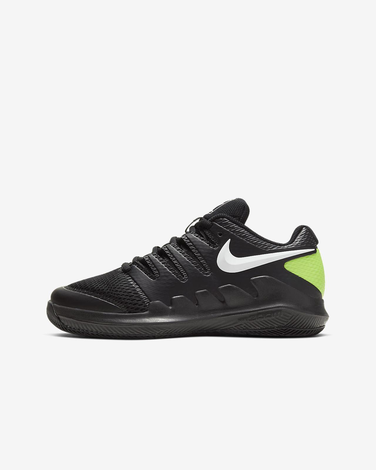 Scarpa da tennis NikeCourt Jr. Vapor X BambiniRagazzi