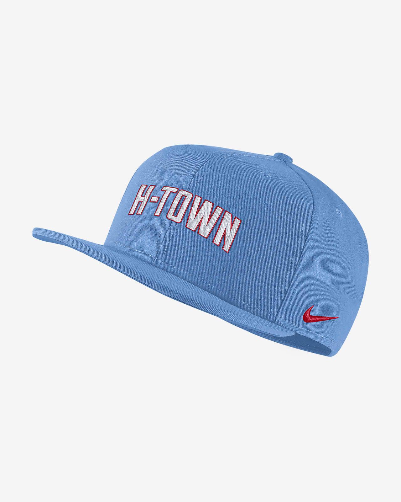 Houston Rockets City Edition Nike Pro NBA Cap