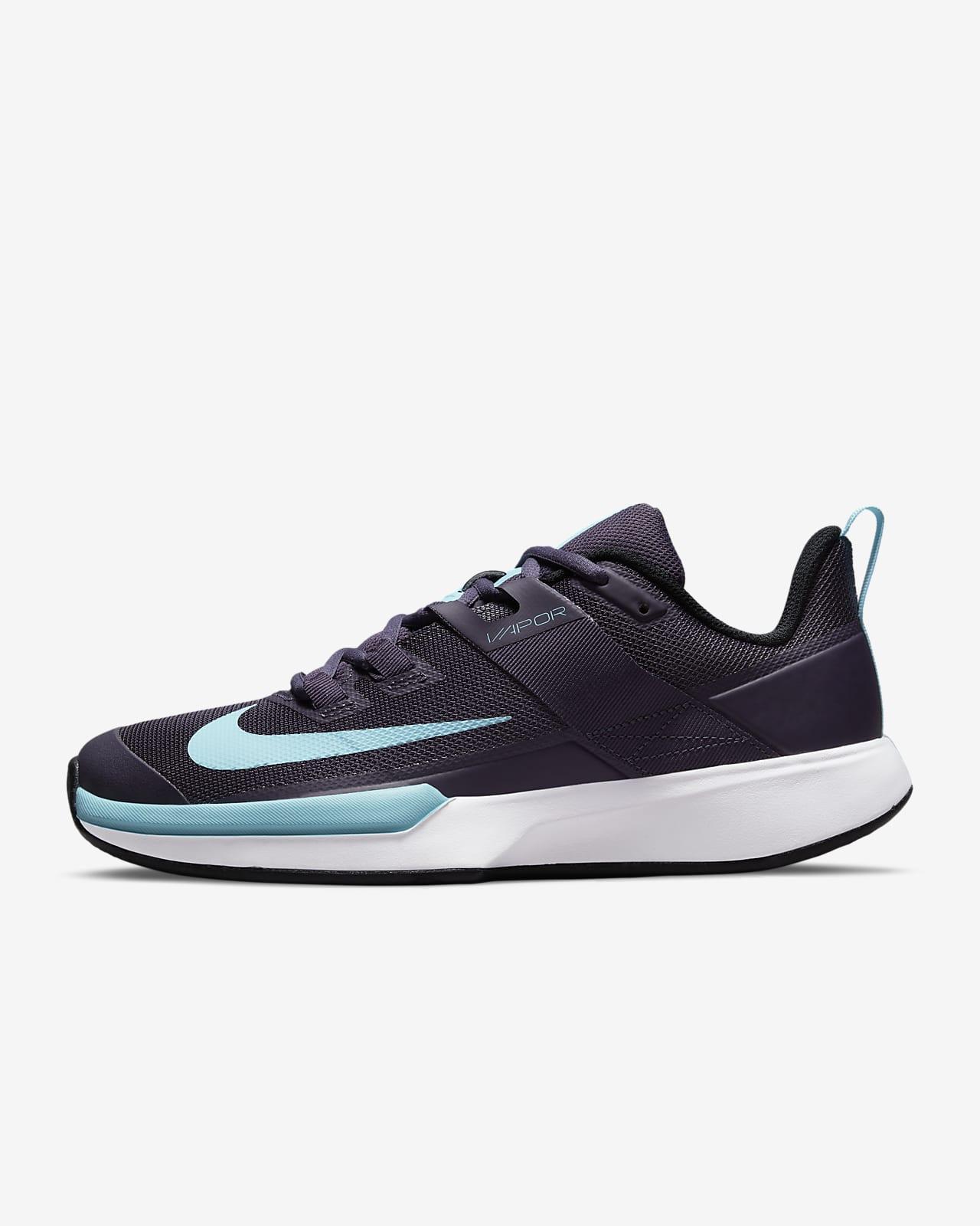 Sapatilhas de ténis para piso duro NikeCourt Vapor Lite para mulher