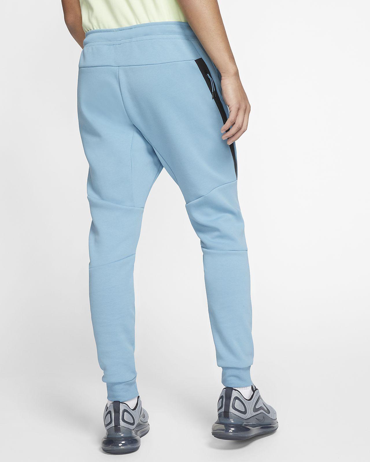 Caldo Nero Elasticizzato Jogger Pants Pantaloni Con Tasche Taglia 22 e 24