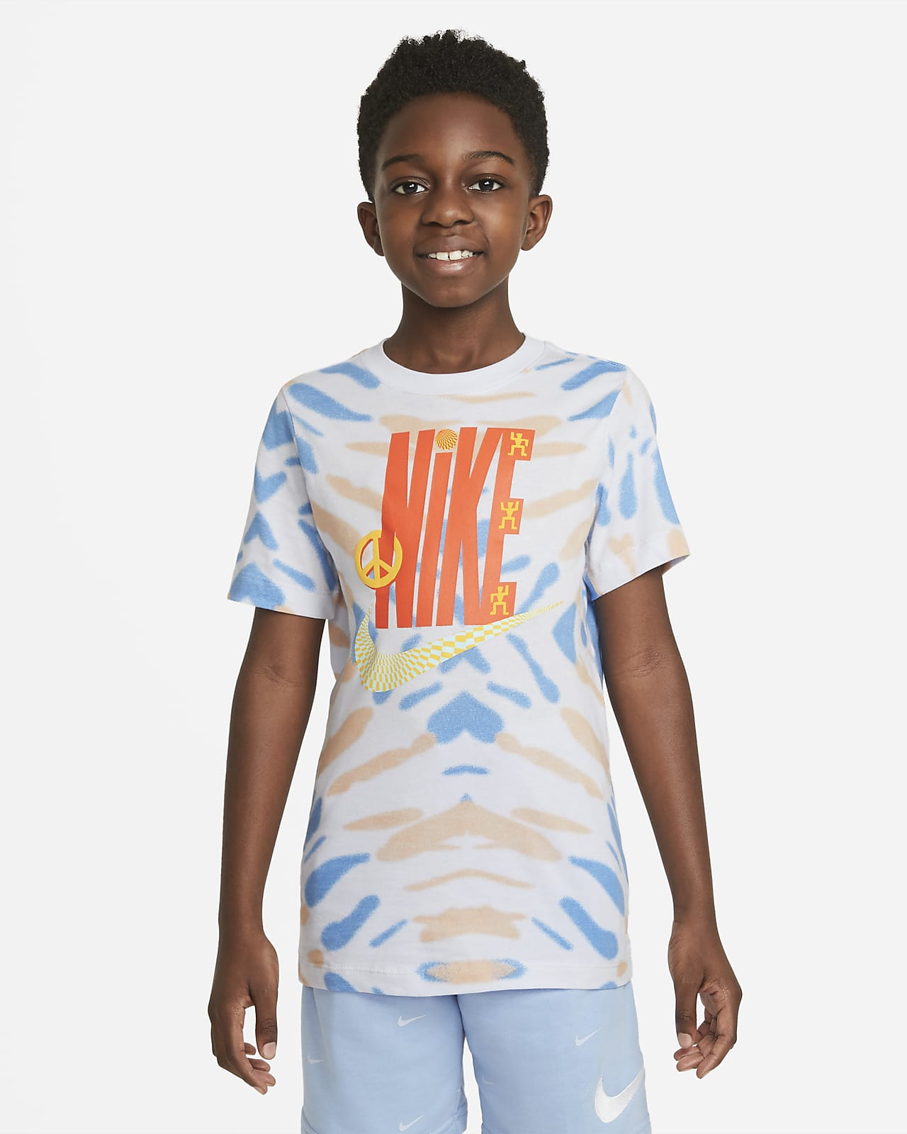 Nike Sportswear Big Kids' T-Shirt