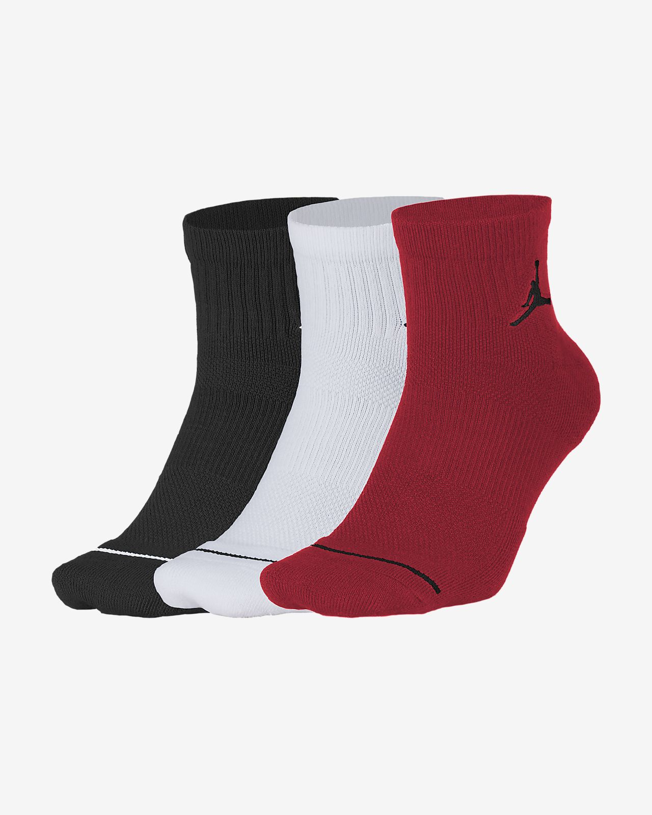 Jordan Everyday Max Knöchelsocken (3 Paar)