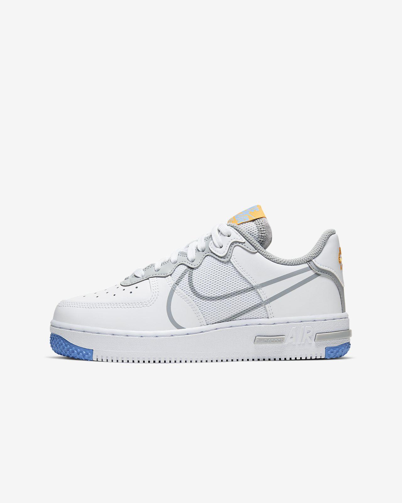 Nike Air Force 1 React Older Kids' Shoe