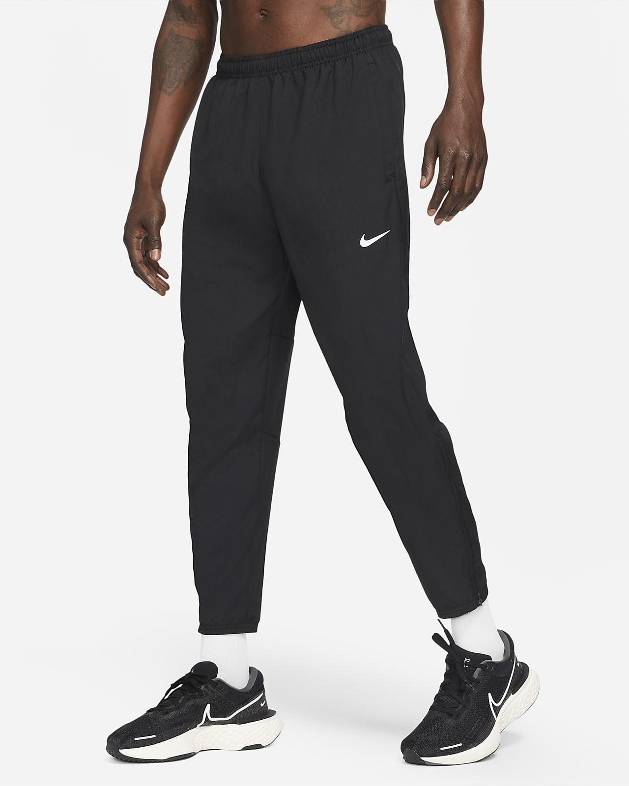 Pánské tkané běžecké kalhoty Nike Dri-FIT Challenger