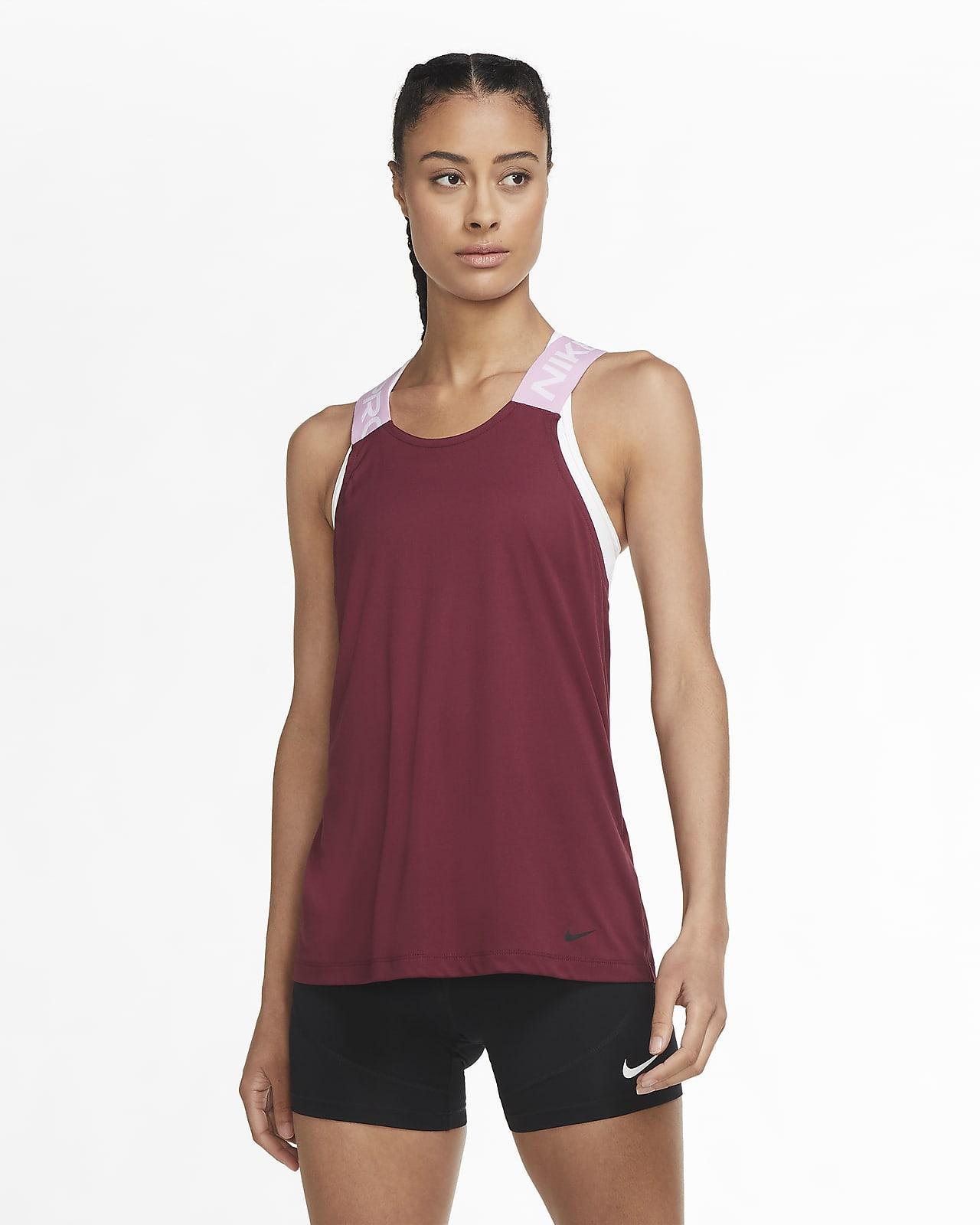 Nike Pro-tanktop til kvinder
