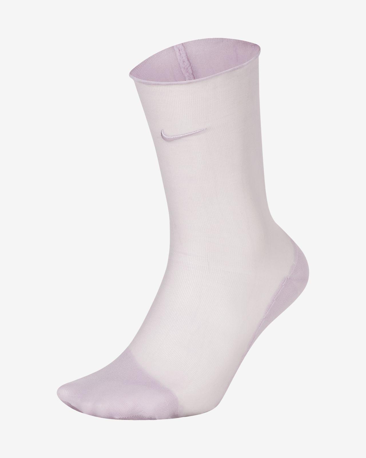 Nike Sheer Calcetines tobilleros de entrenamiento - Mujer