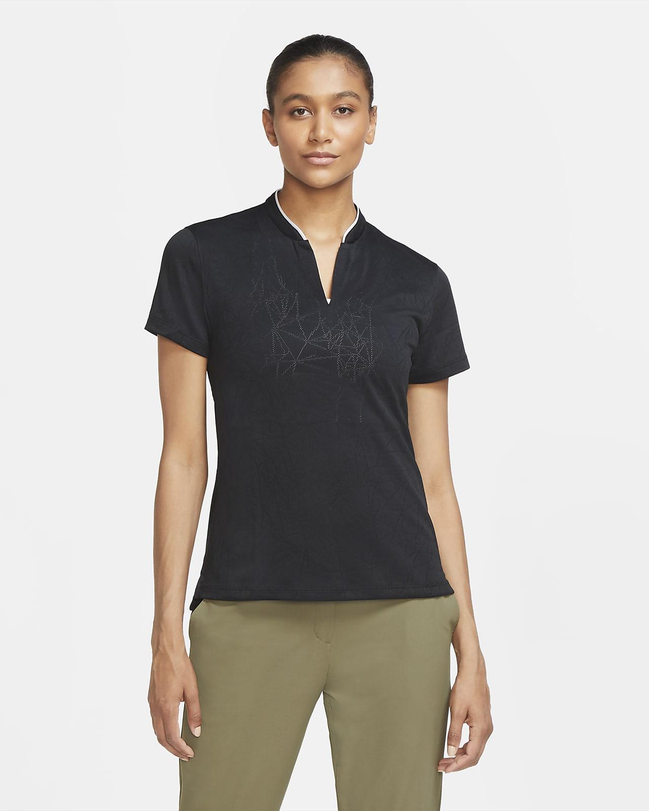 Nike Breathe 女款高爾夫球衫