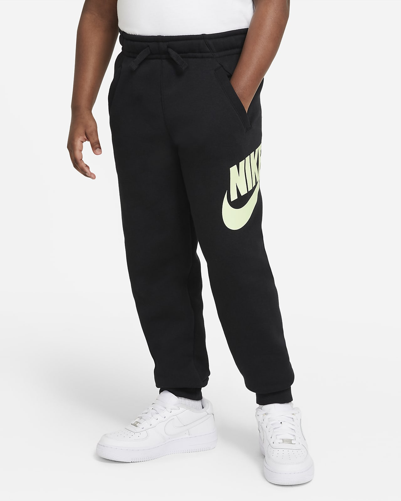 Nike Sportswear Club Fleece Older Kids' (Boys') Trousers (Extended Size)