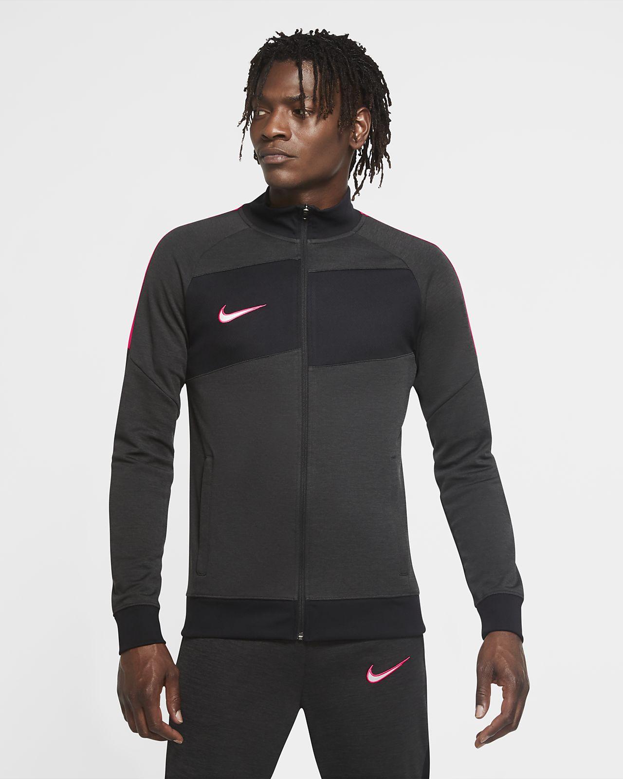 Nike Dri-FIT Academy kötött futball-melegítőfelső férfiaknak