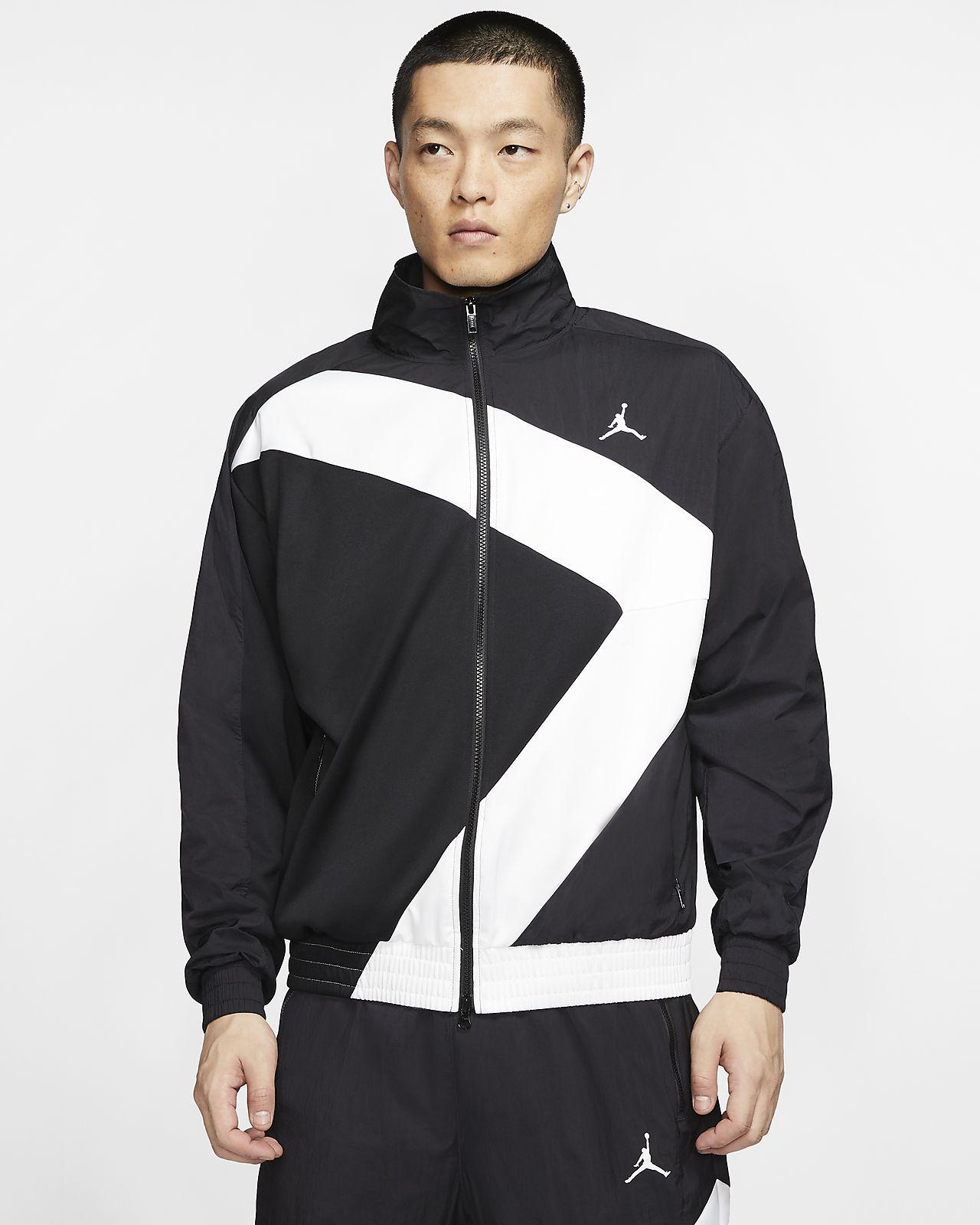 Nike 耐克 JORDAN WINGS DIAMOND 男子秋冬休闲夹克外套 CI7916 ¥399包邮 可凑单满减