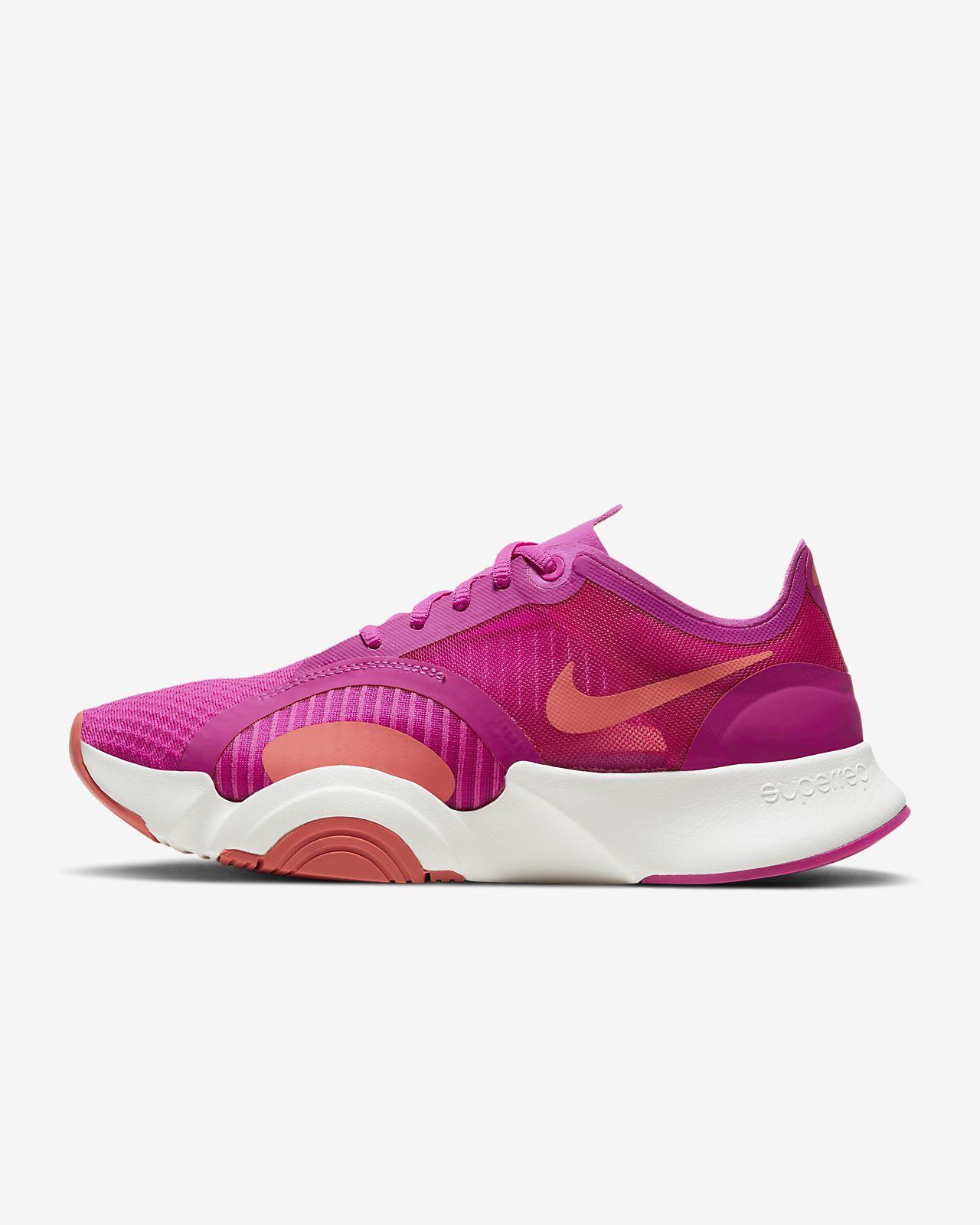 Женские кроссовки для тренинга Nike SuperRep Go