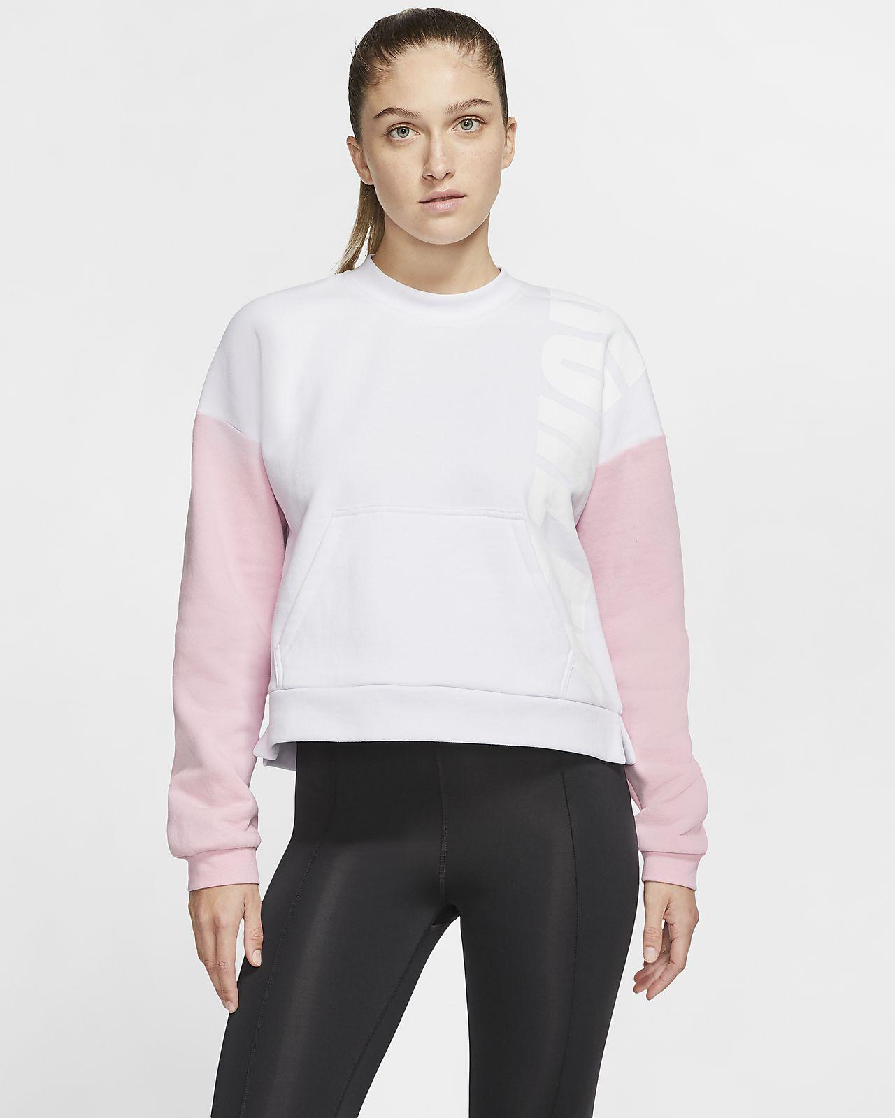 Hurley Sport Block Women's Fleece Crew