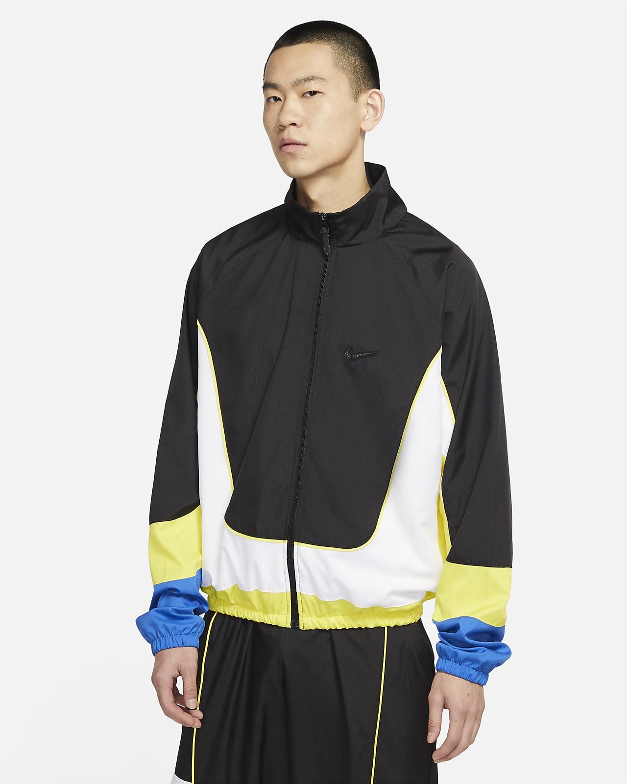 Nike Throwback 男子篮球夹克