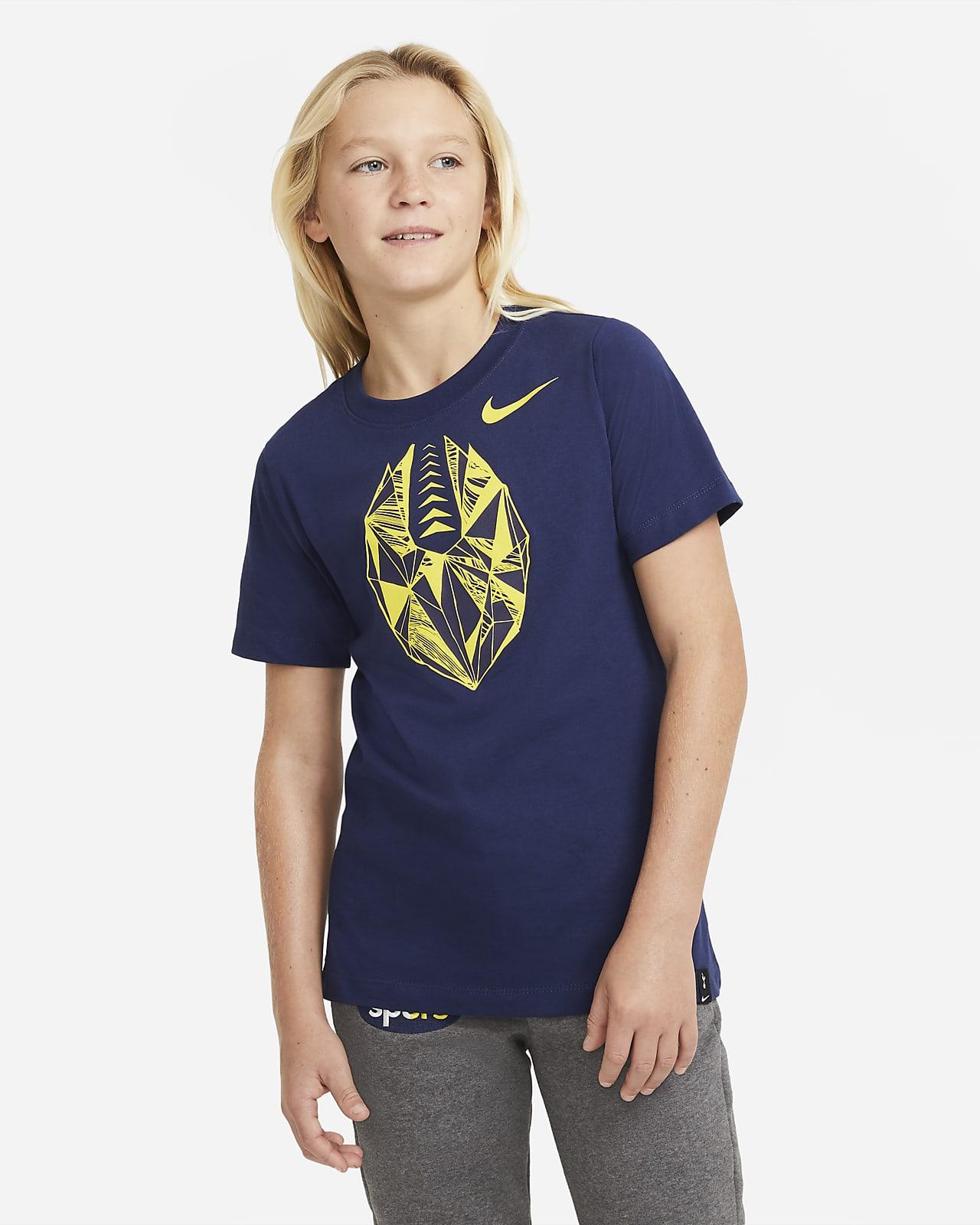 Tottenham Hotspur Older Kids' Football T-Shirt
