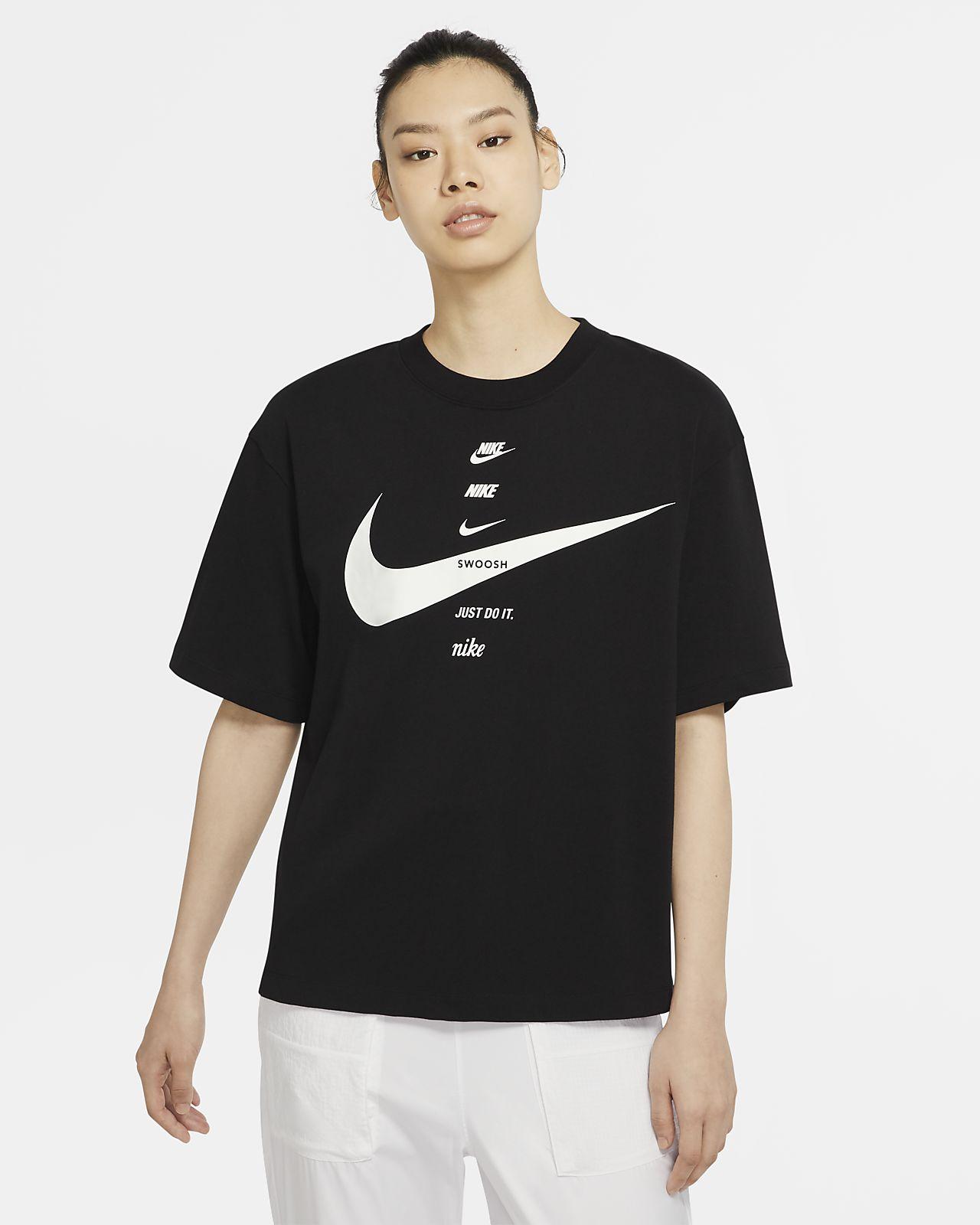 Haut à manches courtes Nike Sportswear pour Femme