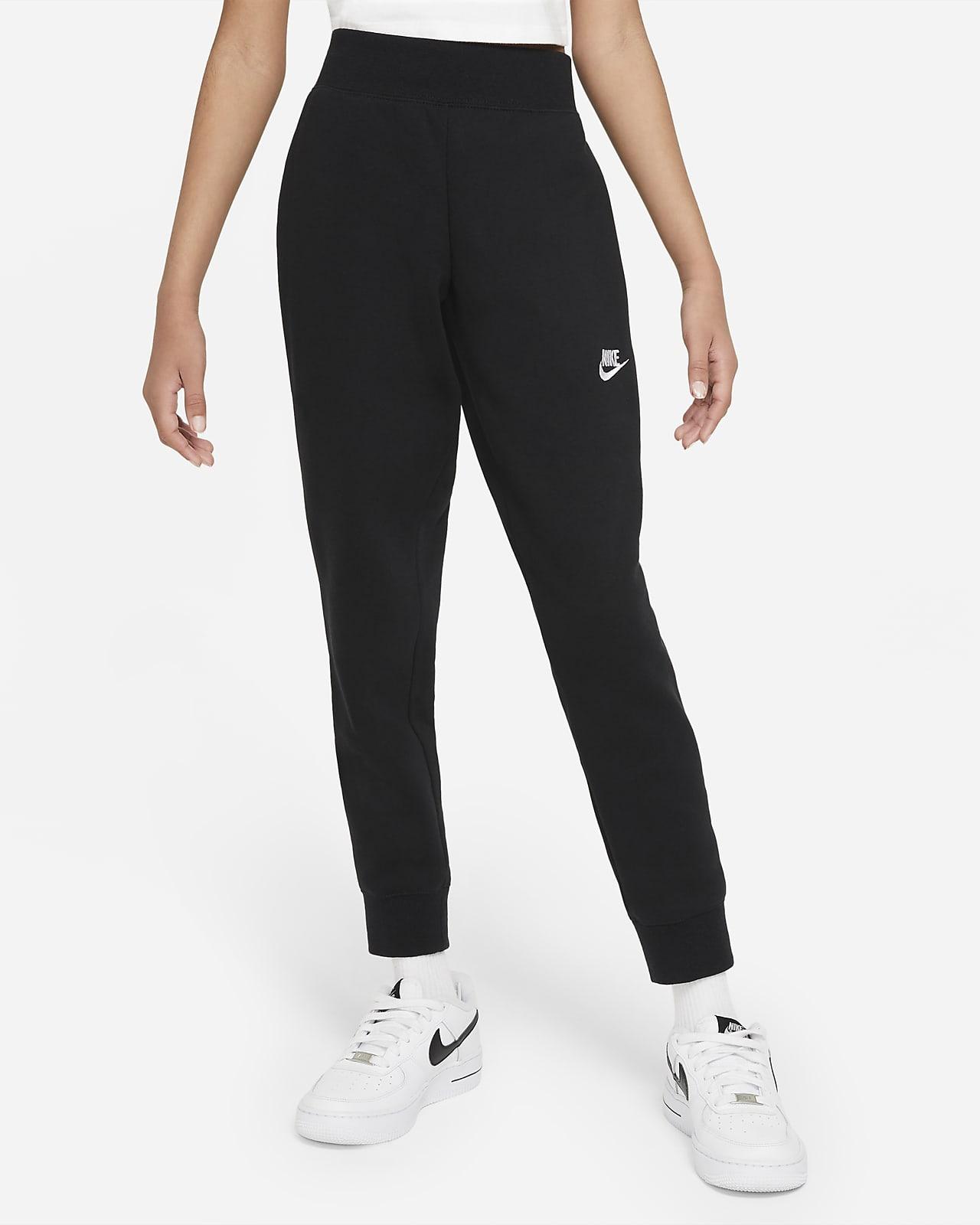 Byxor Nike Sportswear Club Fleece för ungdom (tjejer)