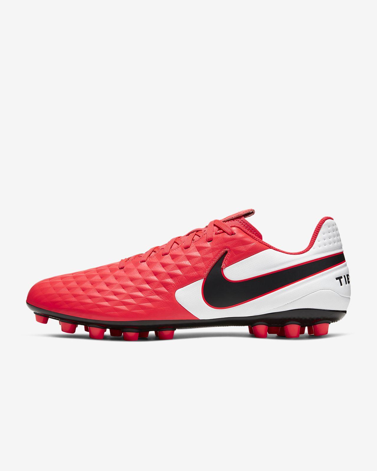 Chaussure de football à crampons pour terrain synthétique Nike Tiempo Legend 8 Academy AG