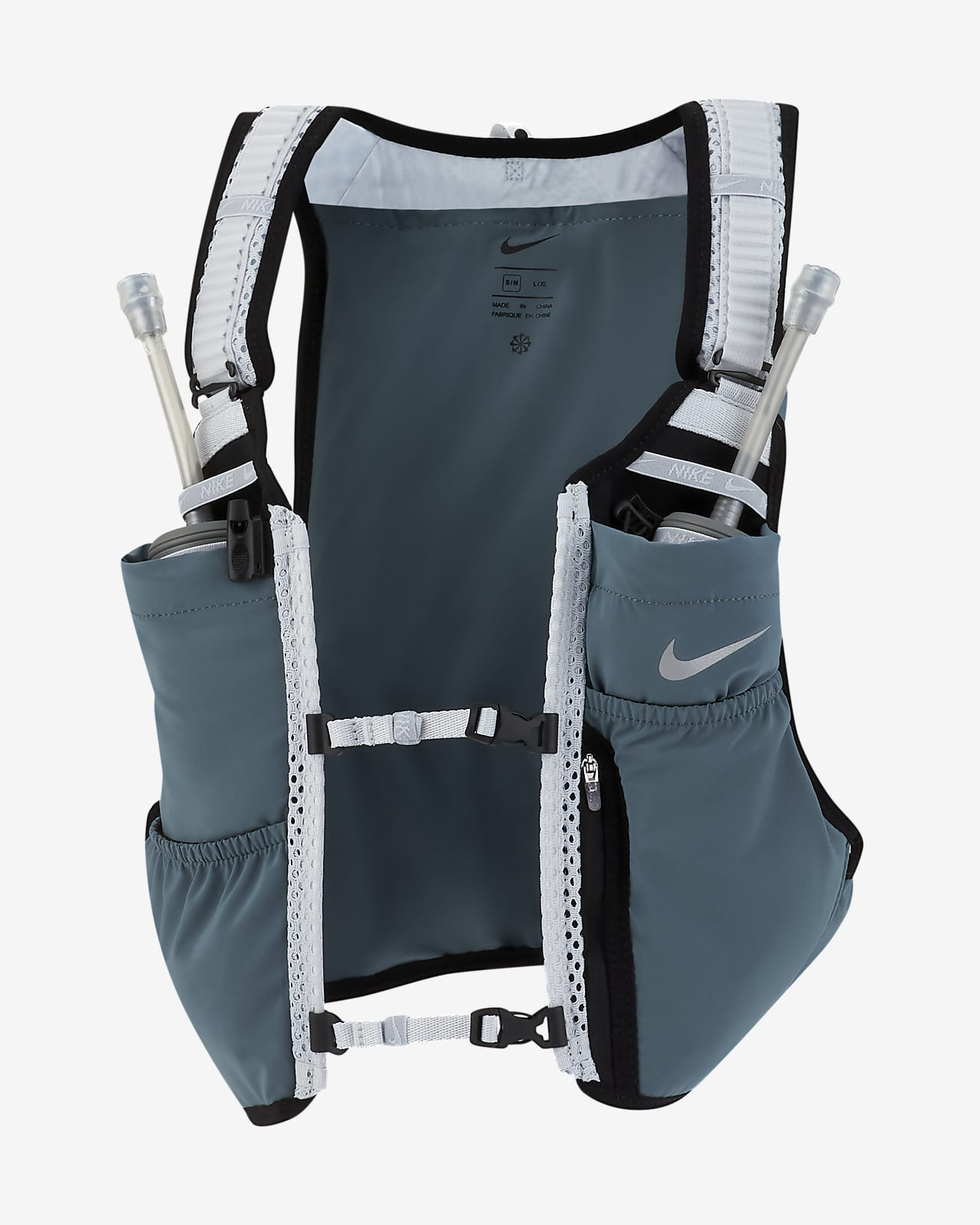 Chaleco de running para hombre Nike Kiger