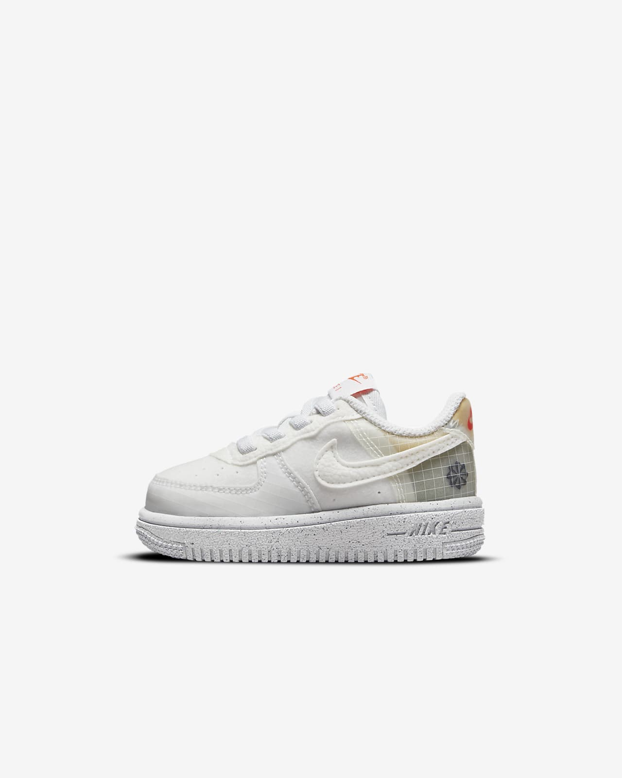 Nike Force 1 Crater 嬰幼兒鞋款