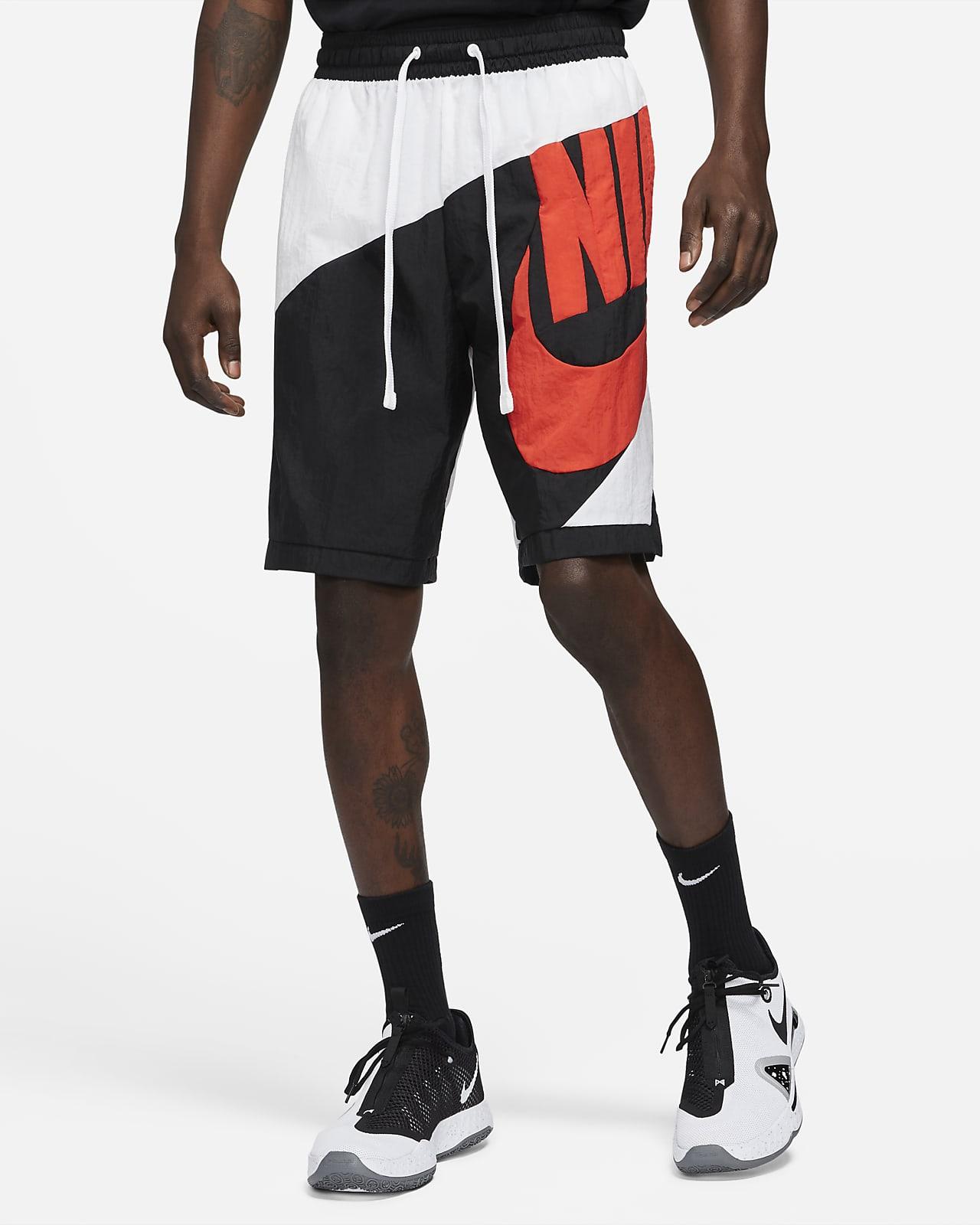 Shorts de básquetbol para hombre Nike Dri-FIT Throwback Futura