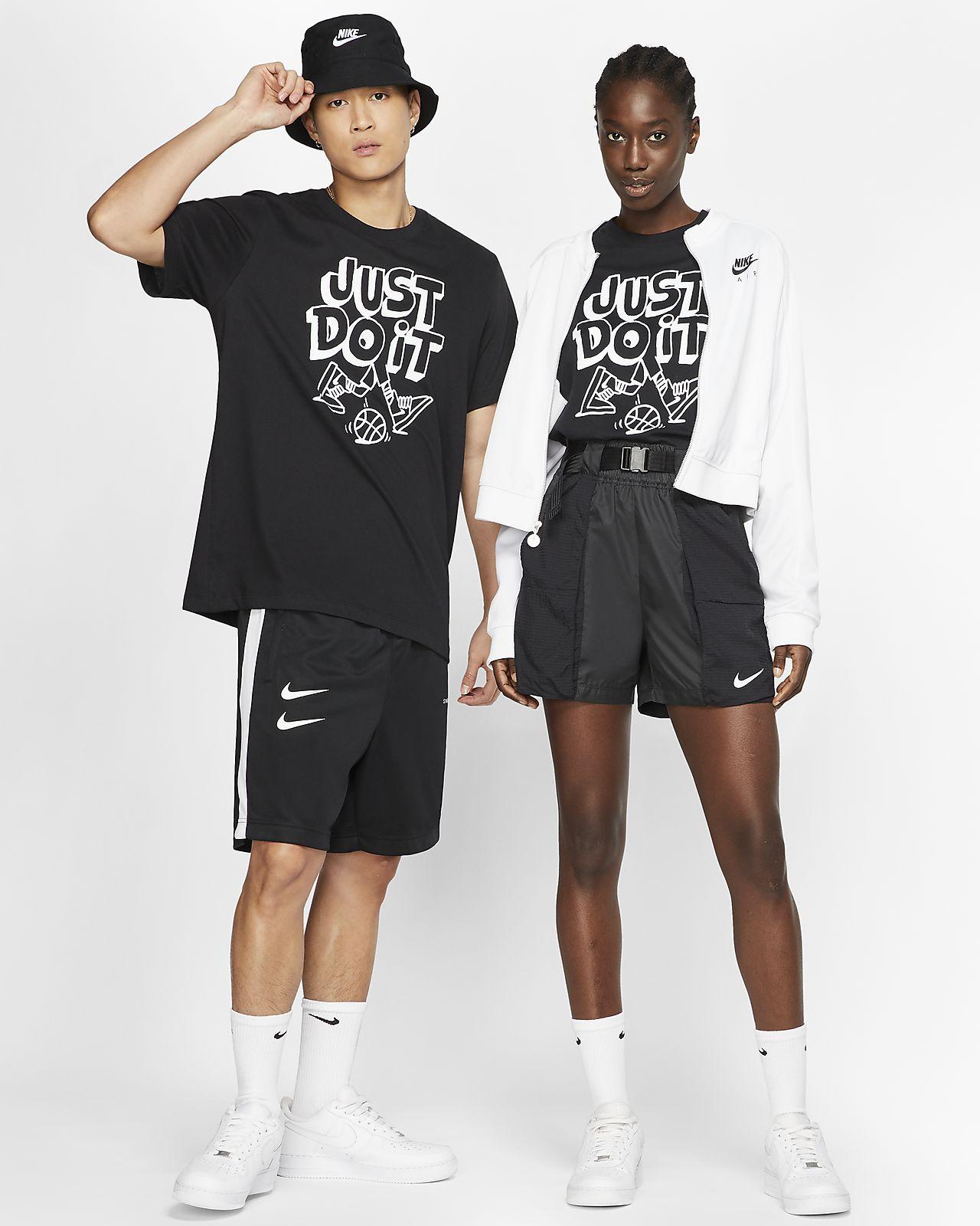 Nike Dri FIT Just Do It Basketball T Shirt