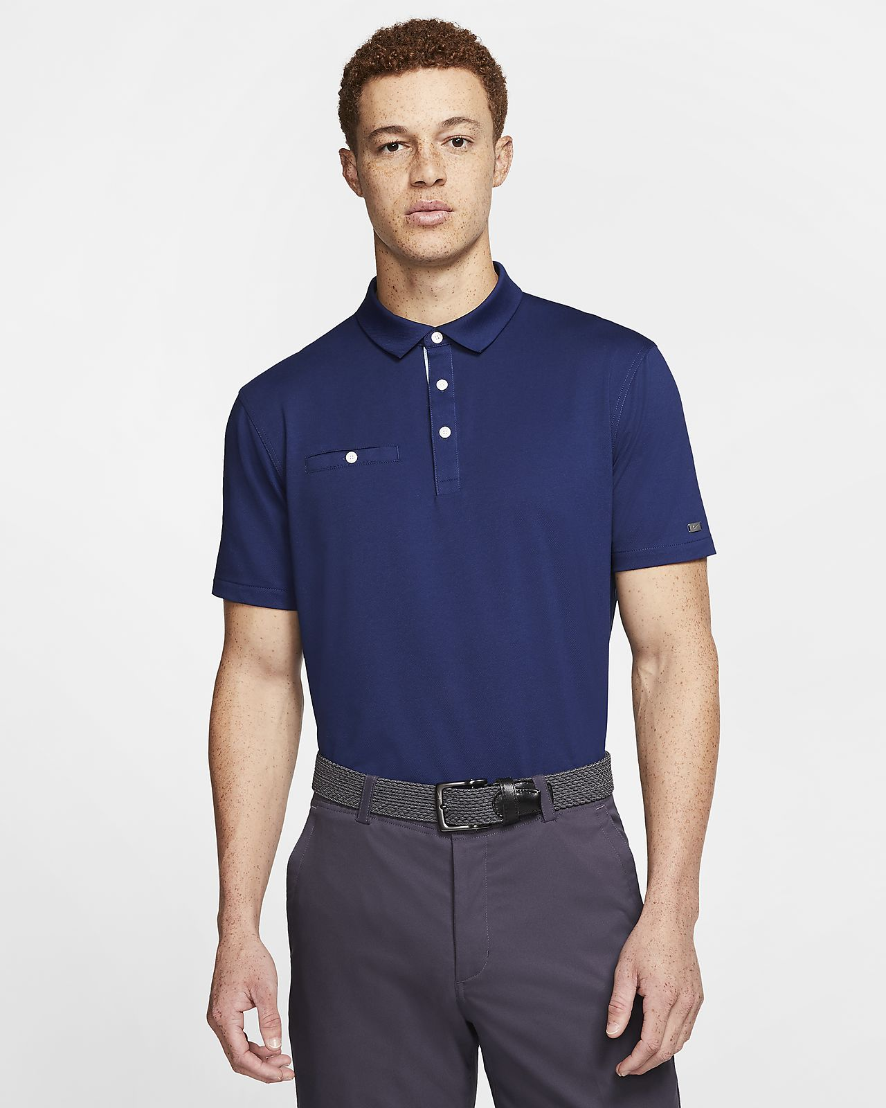 Polo de golf para hombre Nike Dri-FIT Player