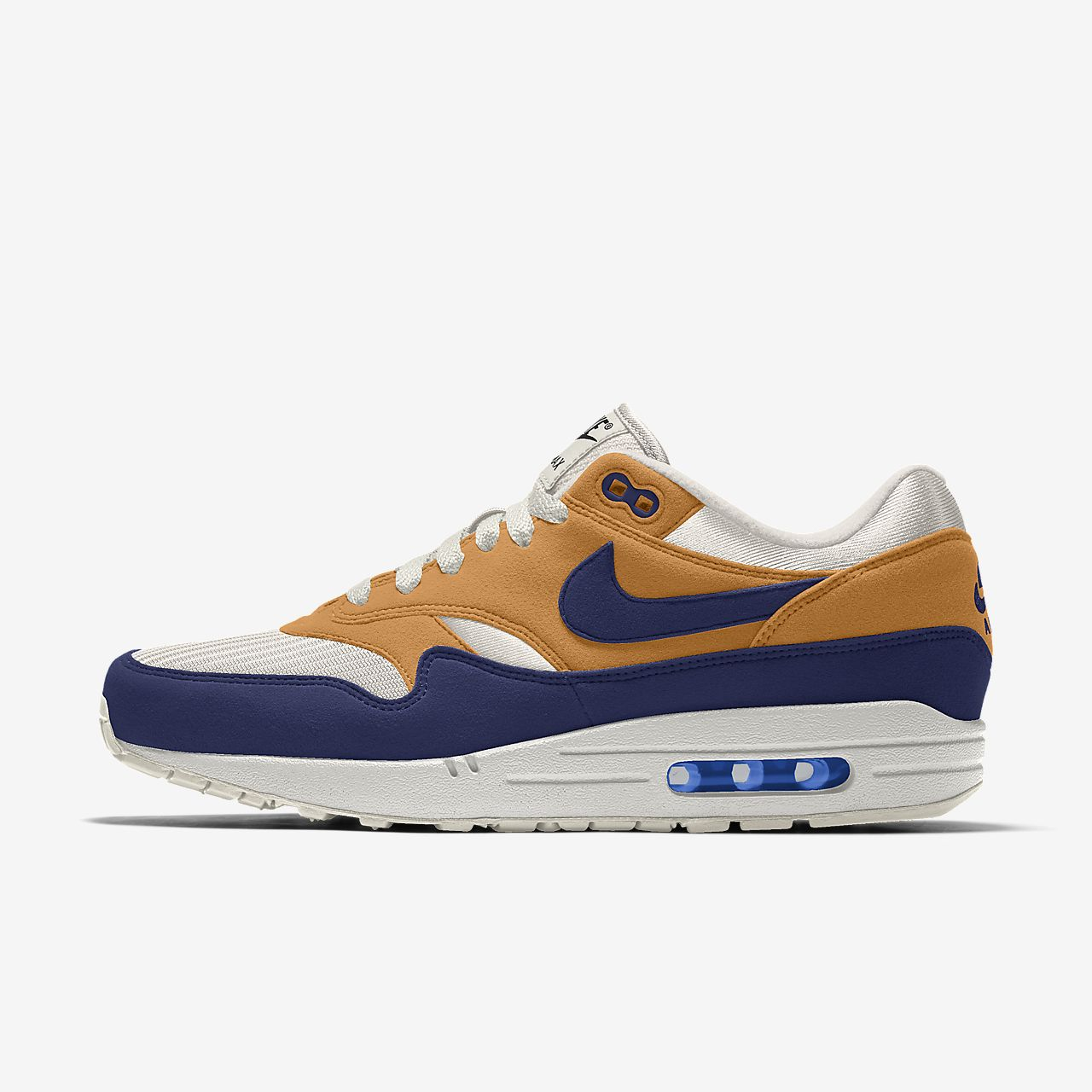 Chaussure personnalisable Nike Air Max 1 By You pour Homme