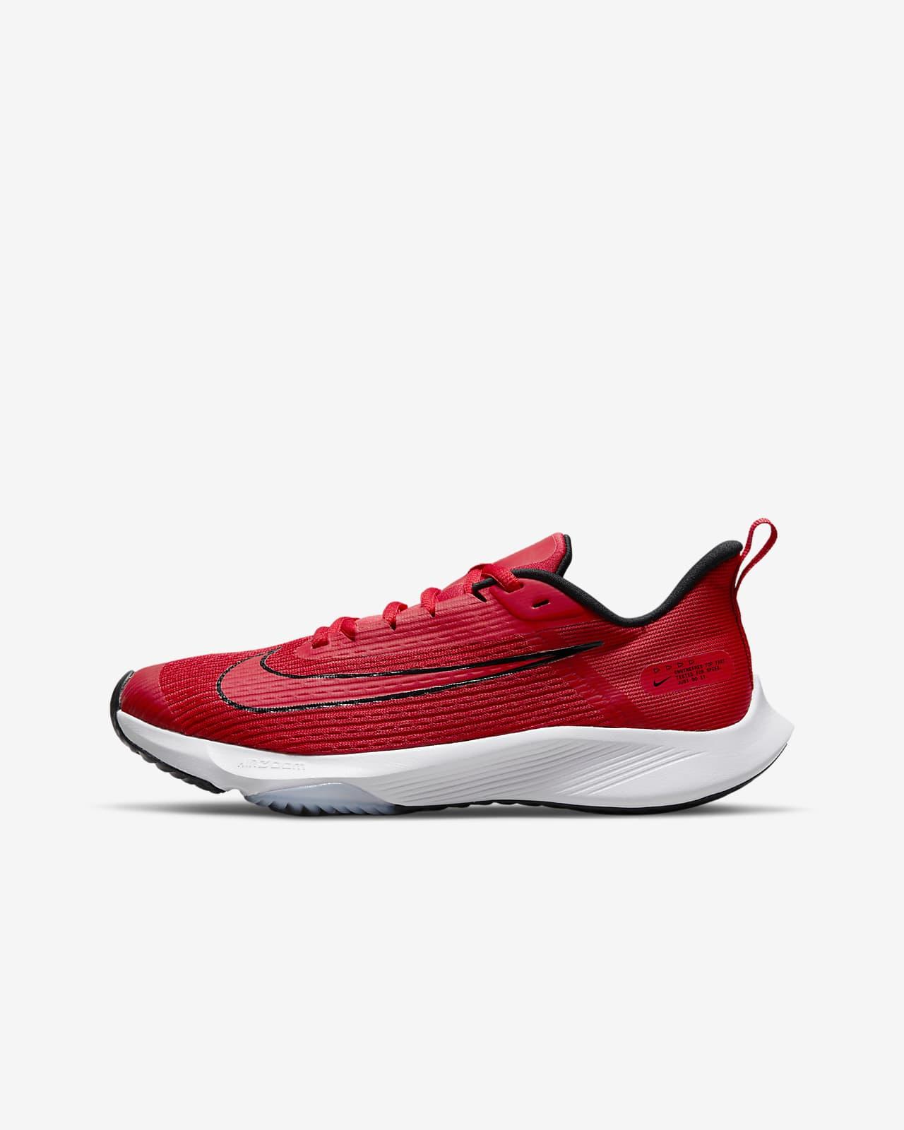 Calzado de running para niños talla pequeña/grande Nike Air Zoom Speed 2