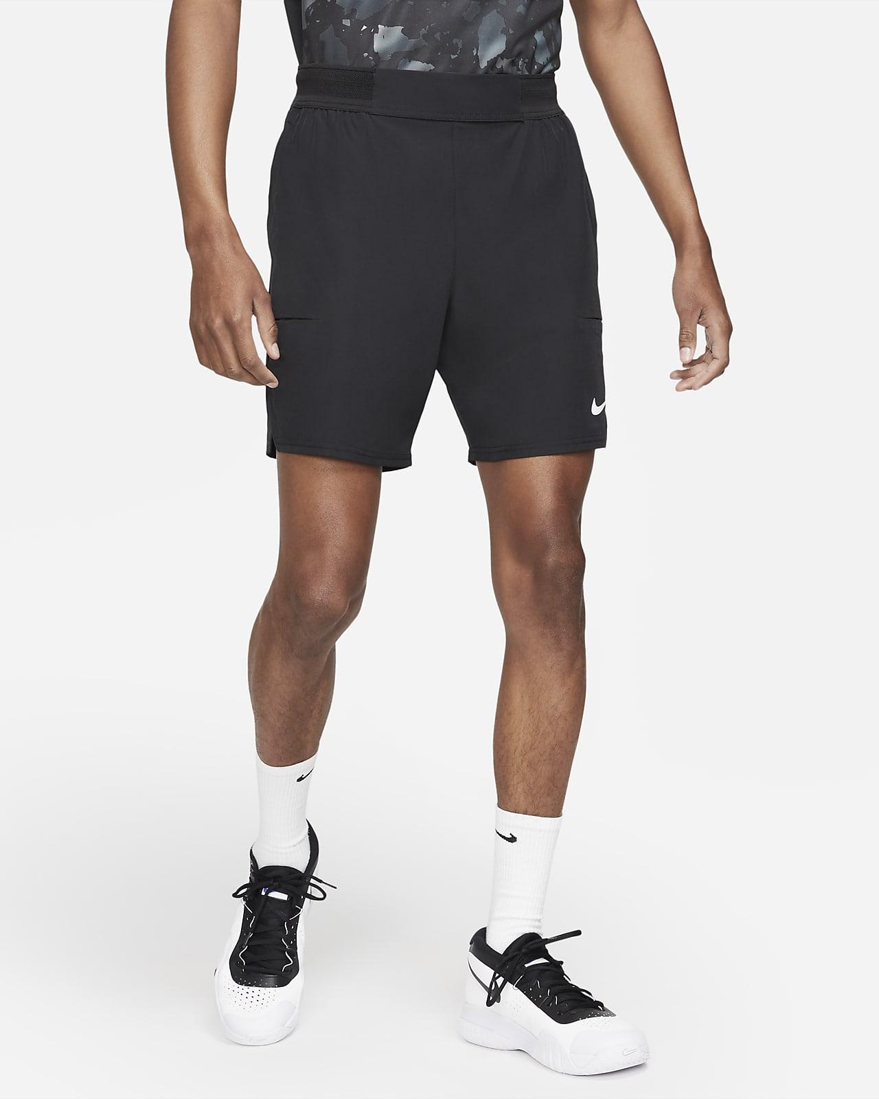 Short de tennis NikeCourt Dri-FIT Advantage 18 cm pour Homme