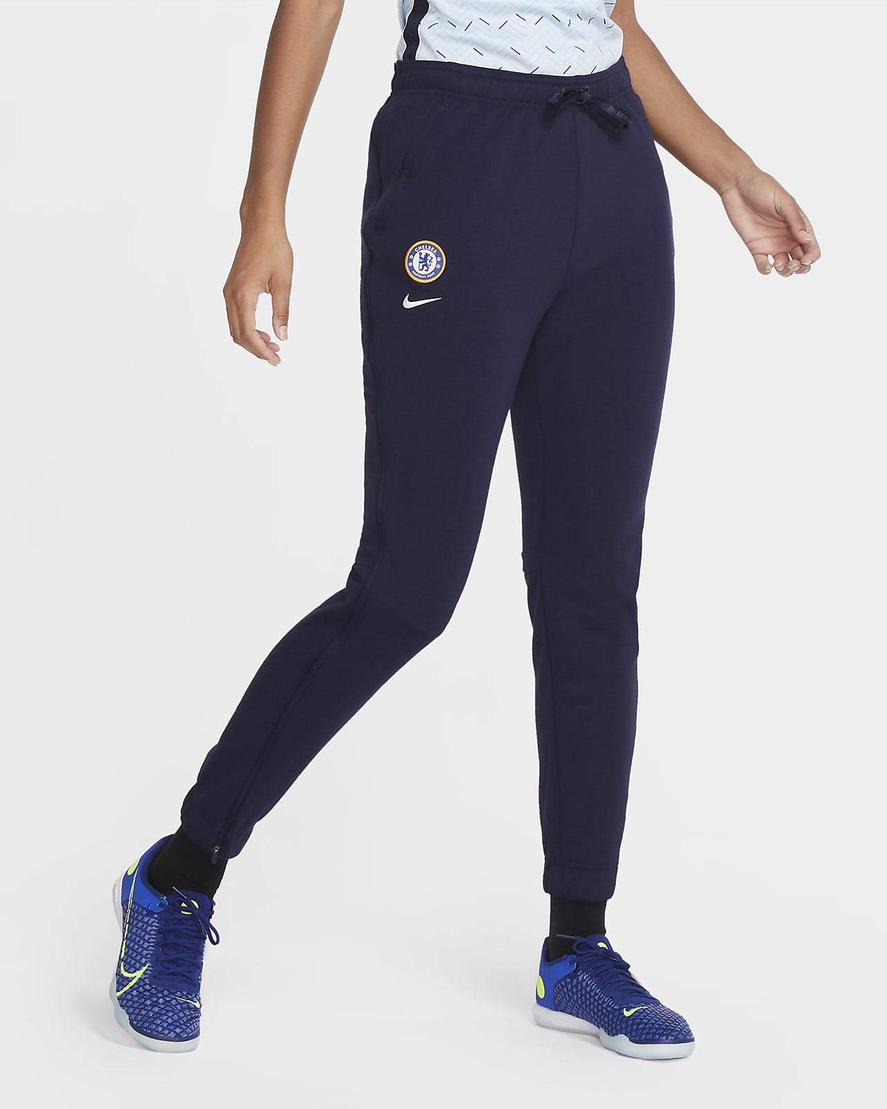 Chelsea F.C. Women's Knit Football Pants