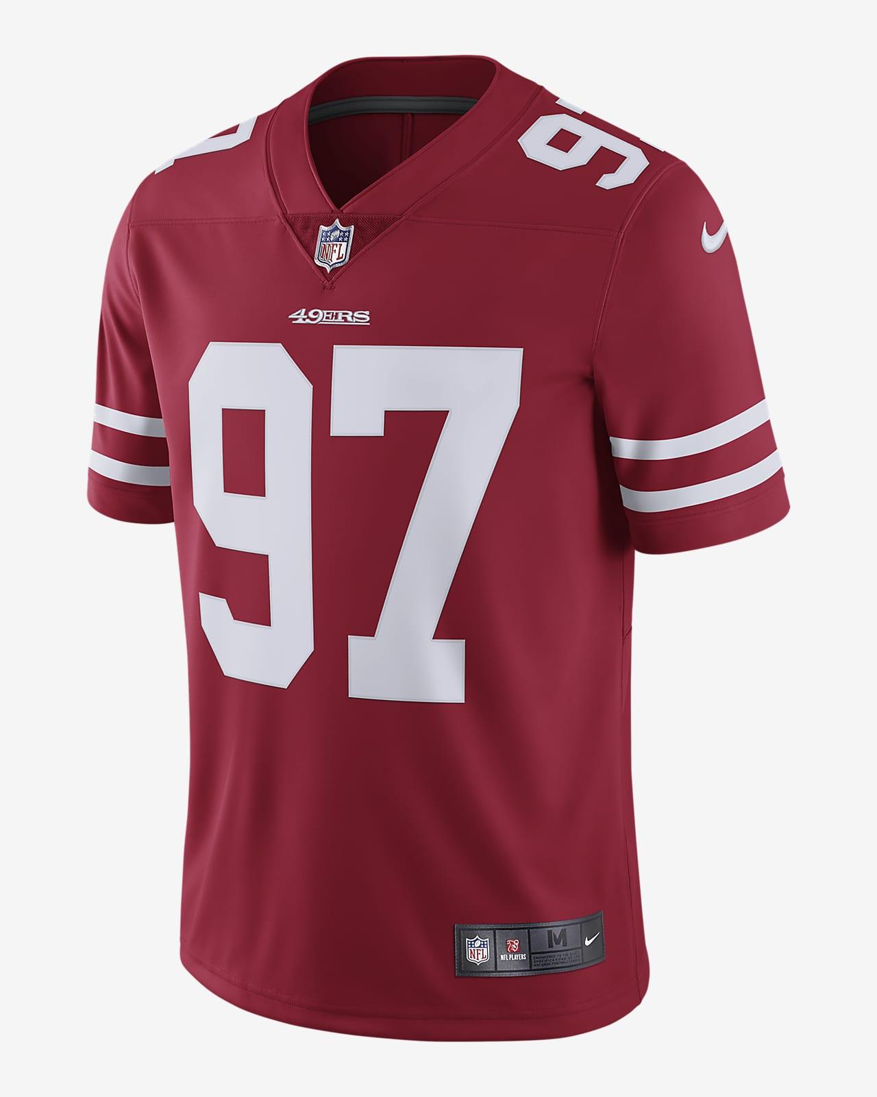 NFL San Francisco 49Ers Vapor Untouchable (Nick Bosa) Men's Limited Football Jersey