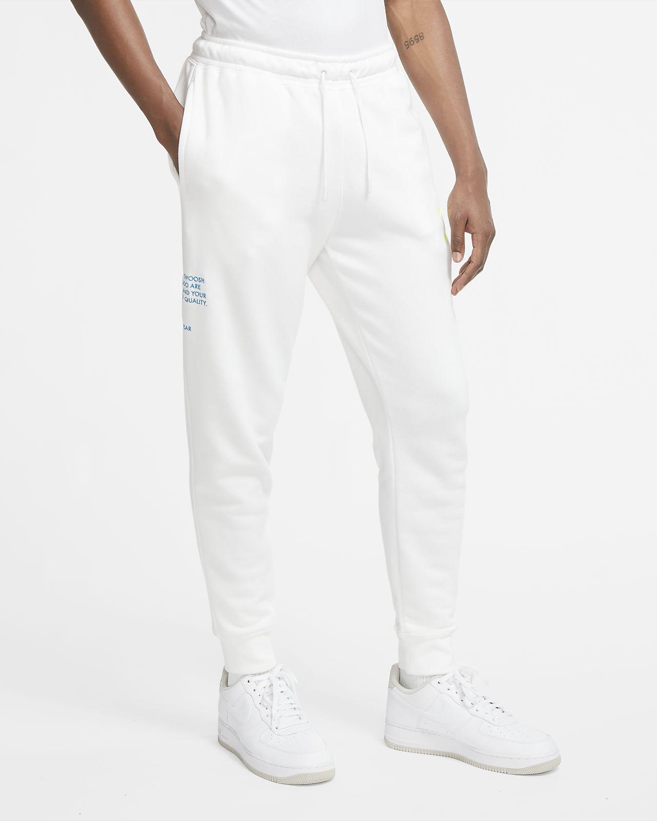 Nike Sportswear fleecebukse til herre. Nike NO