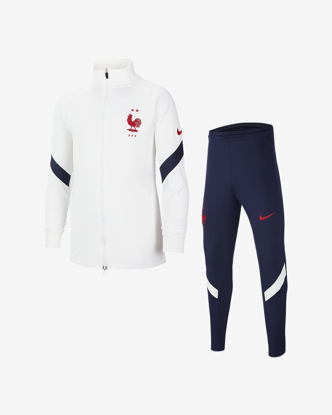 Футбольный костюм для школьников FFF Strike