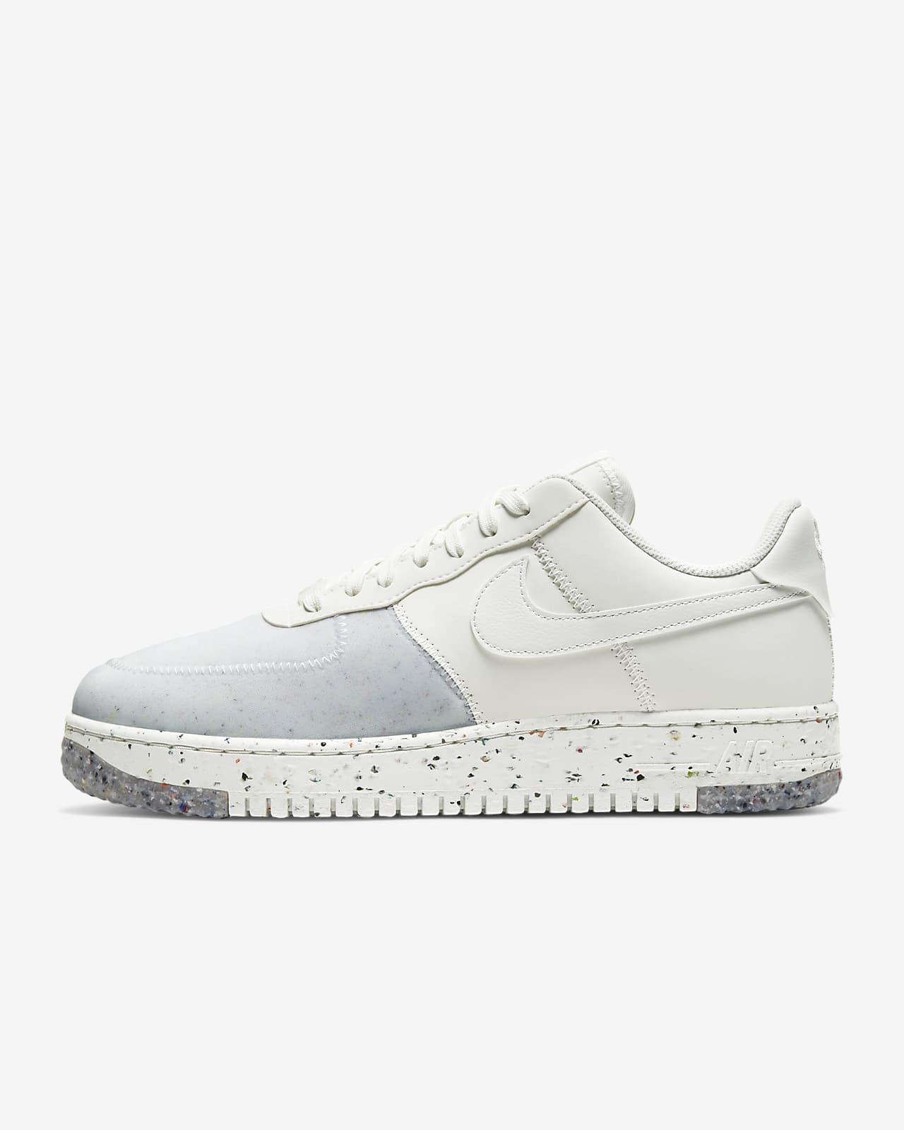 รองเท้าผู้ชาย Nike Air Force 1 Crater