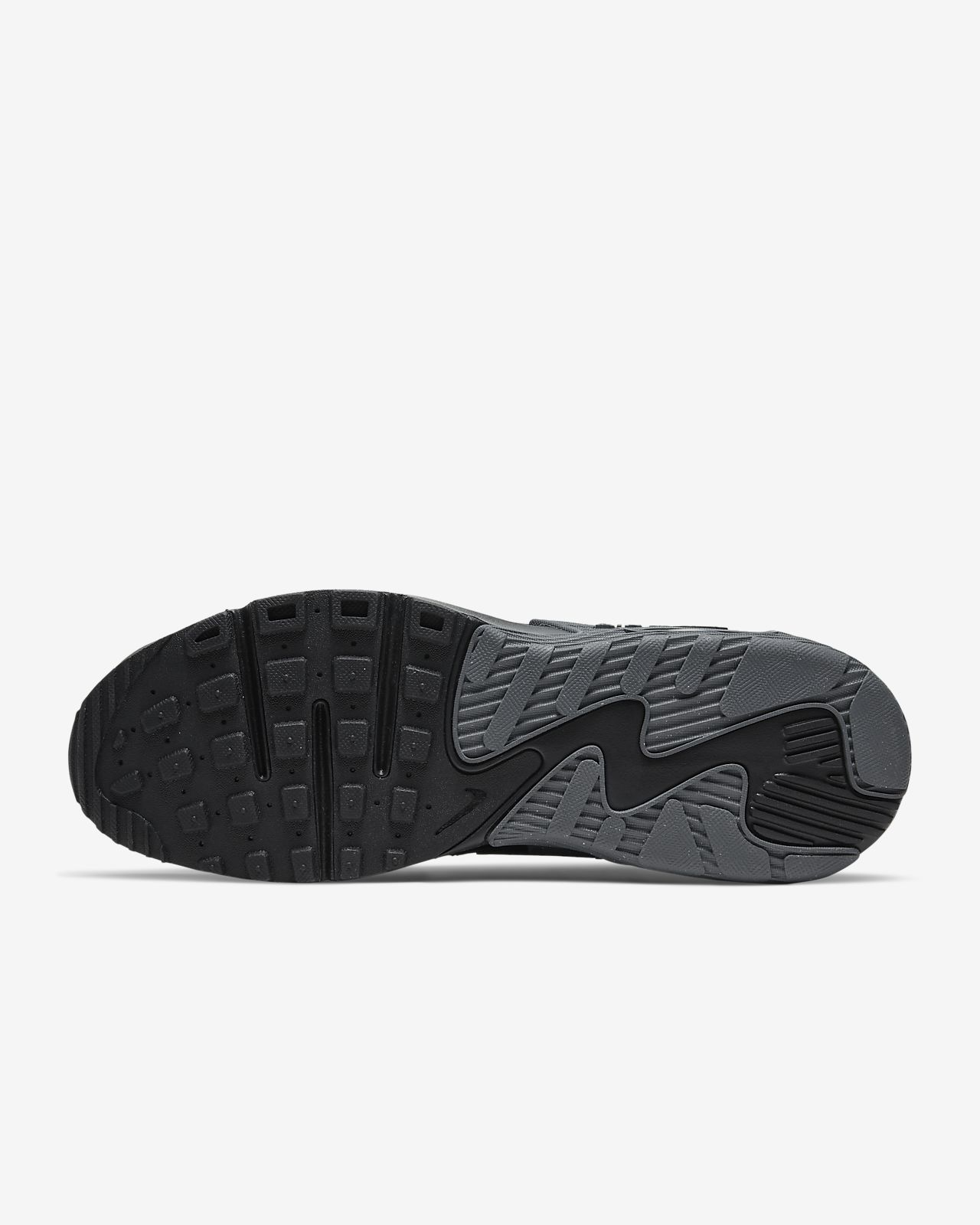 Nike Kids Air Max Excee Trainers (Black Grey) Kids from